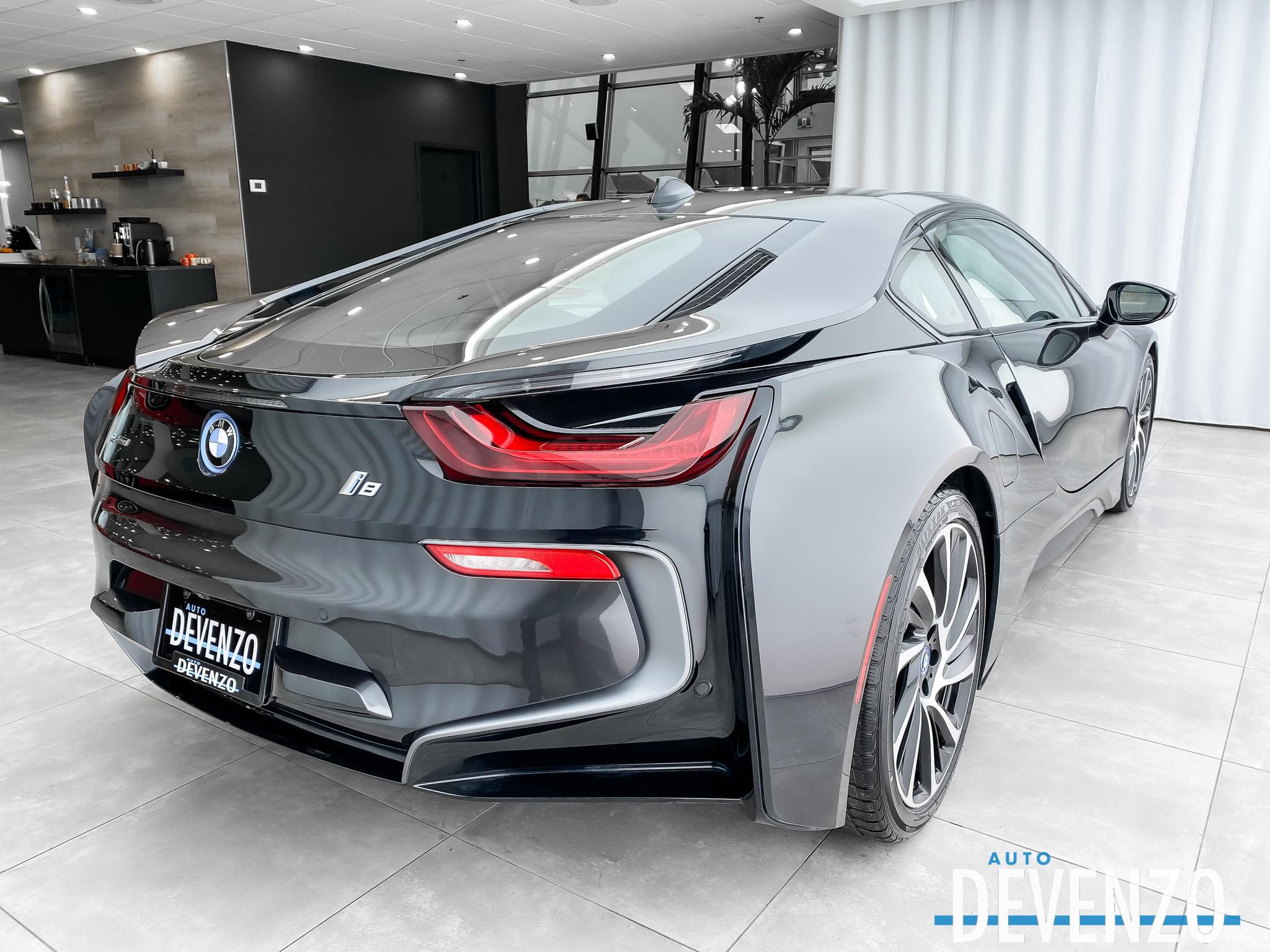 2016 BMW i8 SOPHISTO GREY / HALO INTERIOR WORLD complet