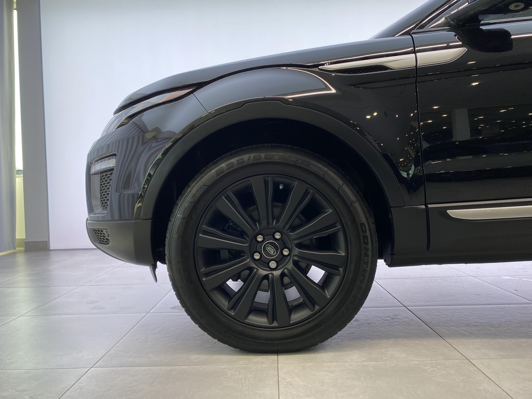 2017 Land Rover Range Rover Evoque HSE Si4 Garantie Land Rover 03/2021 complet