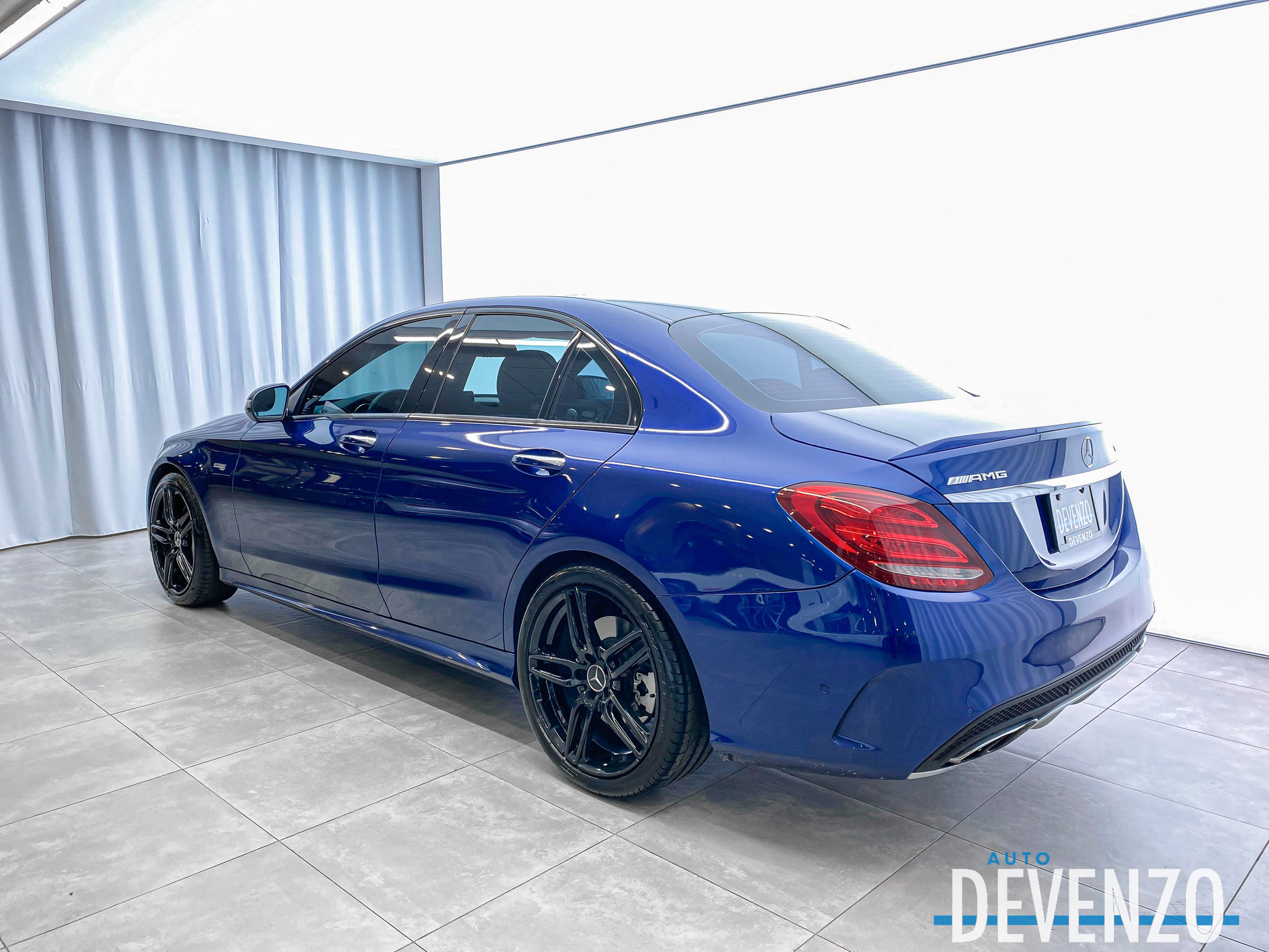 2018 Mercedes-Benz C-Class AMG C43 4MATIC BITURBO AMG DRIVERS PACKAGE / PANOR complet