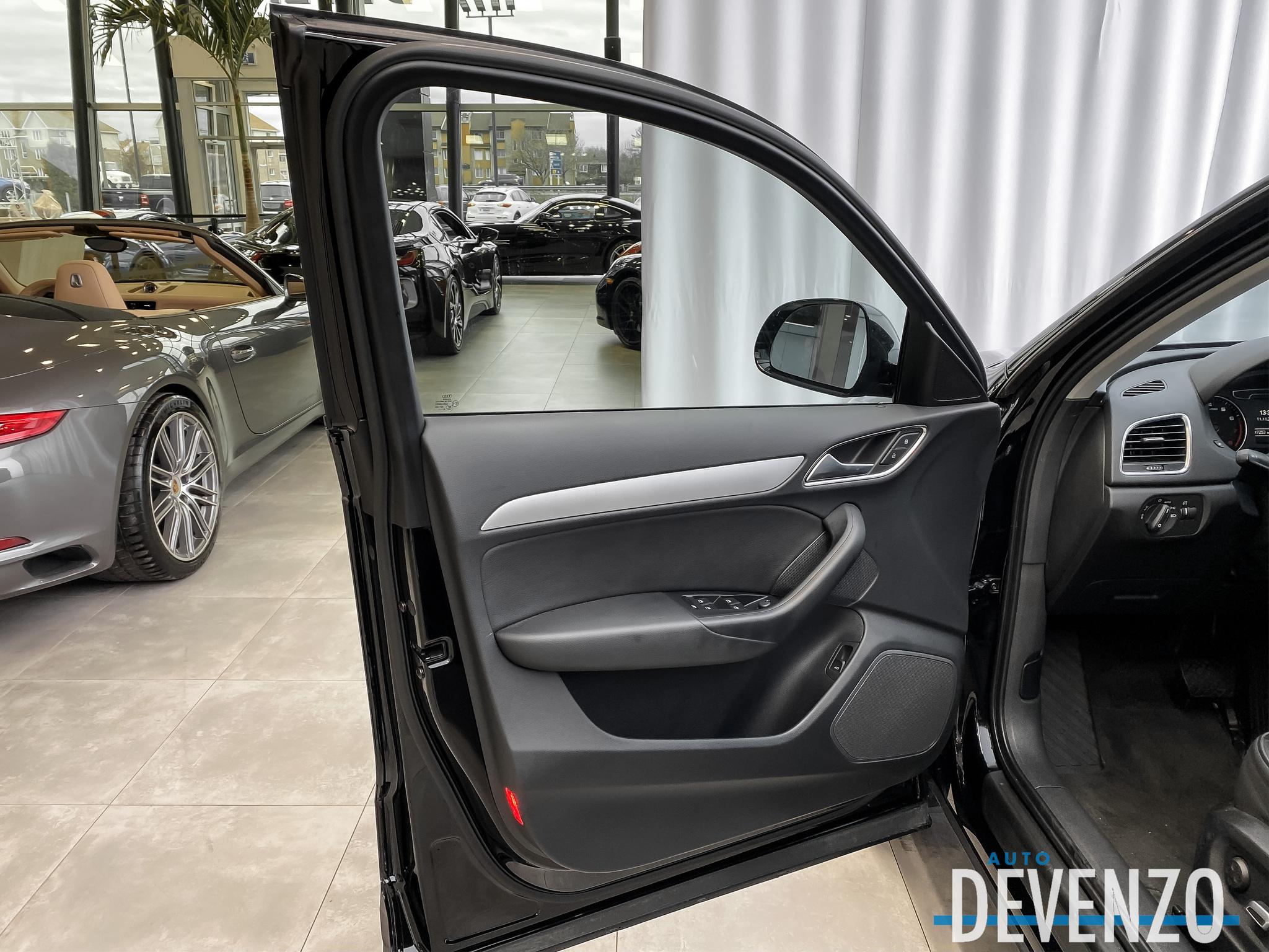 2017 Audi Q3 FrontTrak 2.0T Komfort TOIT PANO / CAMERA complet