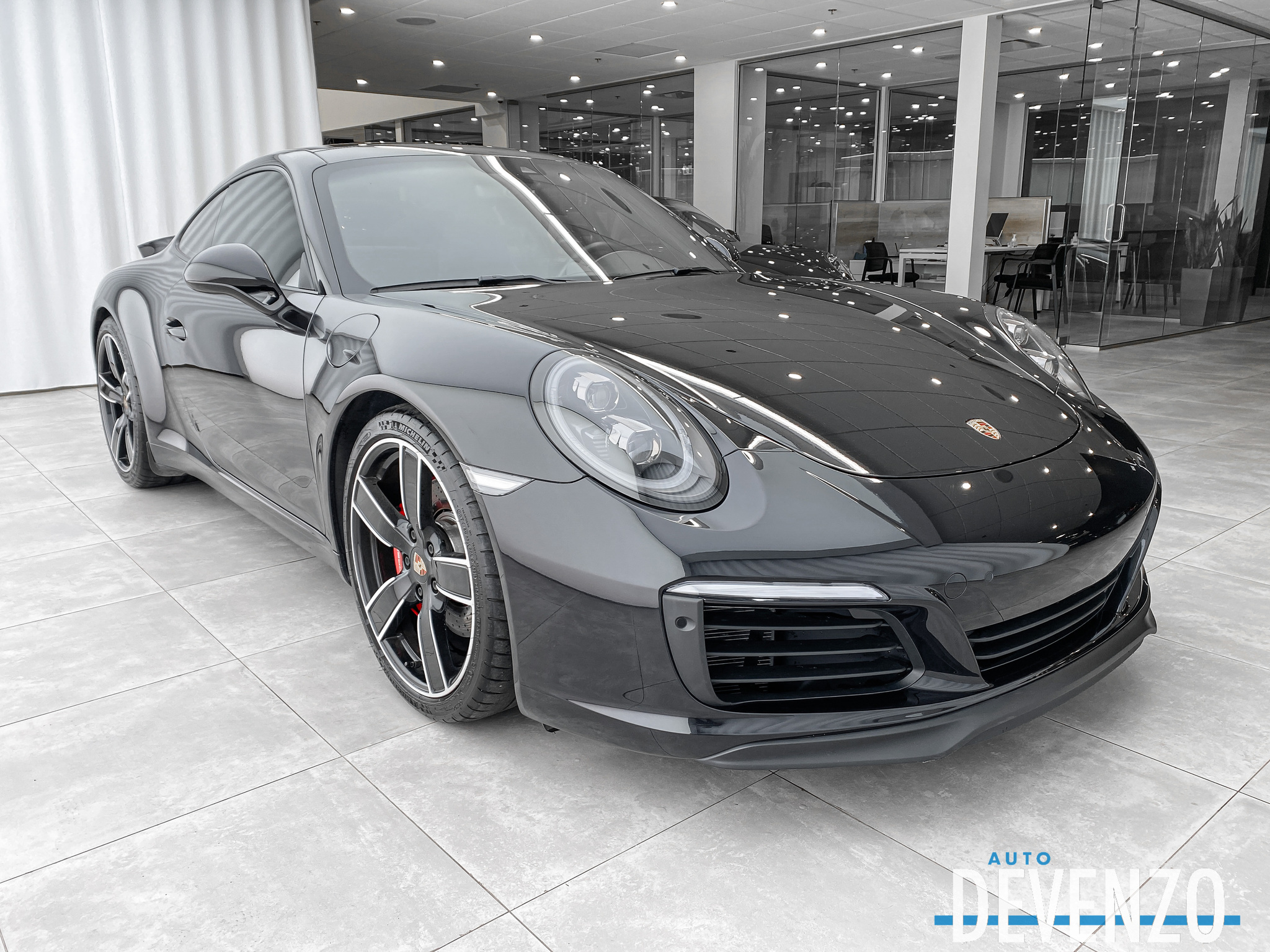 2019 Porsche 911 Carrera S Coupe SPORT CHRONO /  PDK / PDCC complet