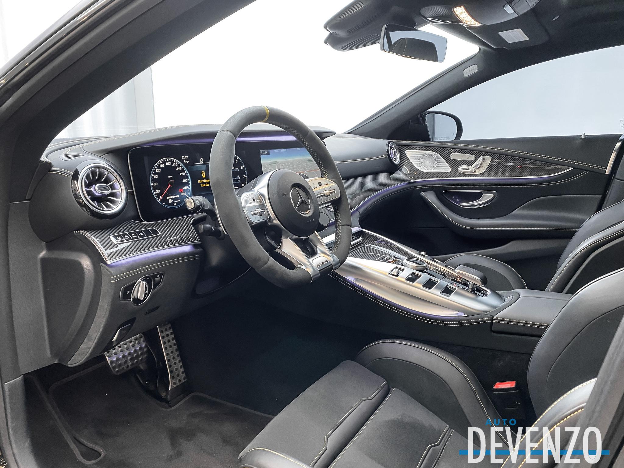 2020 Mercedes-Benz AMG GT AMG GT 63 S Premium Rear Seating / Intelligent Dri complet