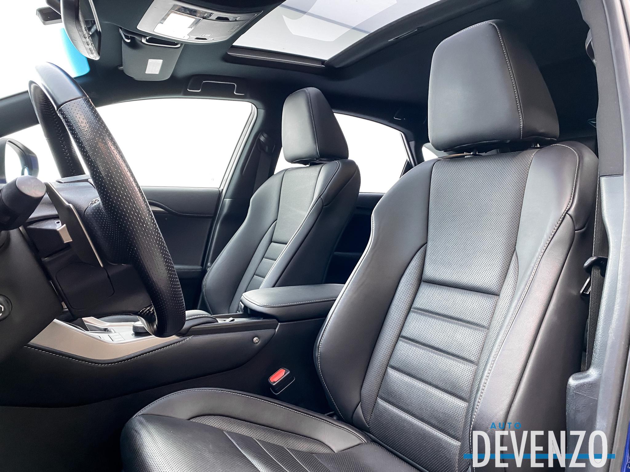 2017 Lexus NX 200t AWD F SPORT SERIES 1 /  GARANTIE LEXUS complet