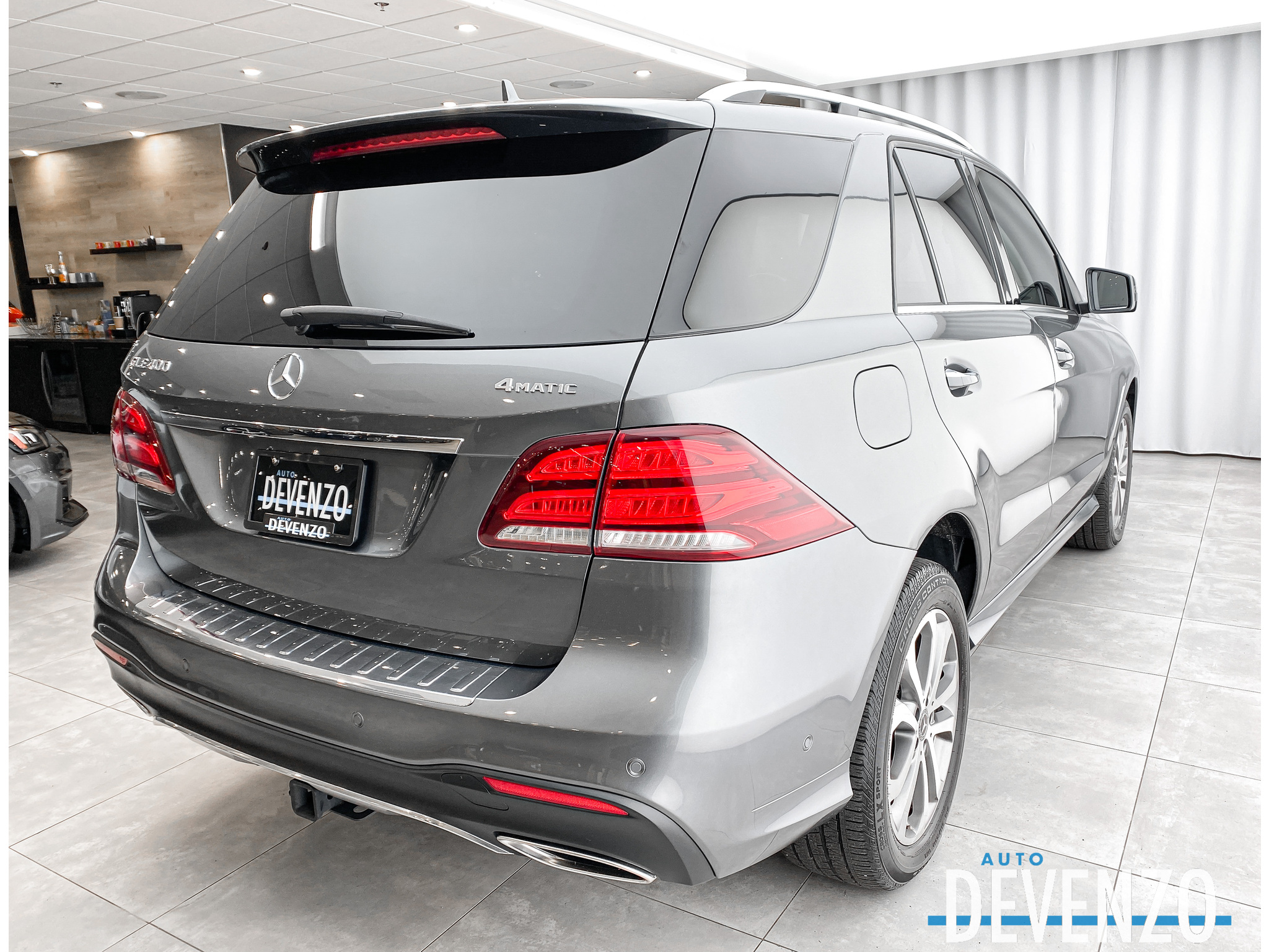 2018 Mercedes-Benz GLE-Class GLE 400 4MATIC SUV complet