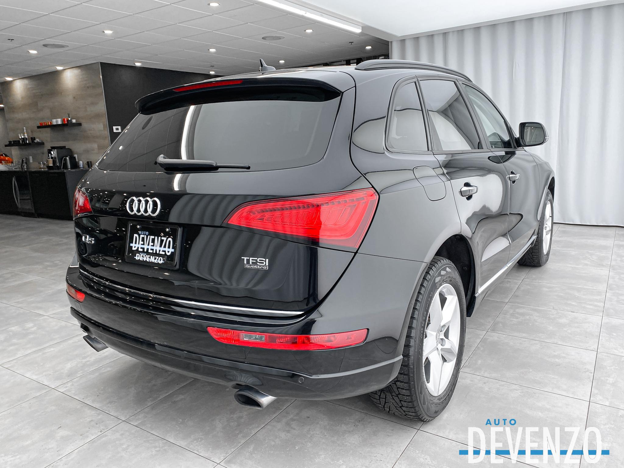 2017 Audi Q5 QUATTRO KOMFORT 2.0T TOIT PANORAMIQUE / CAMERA complet