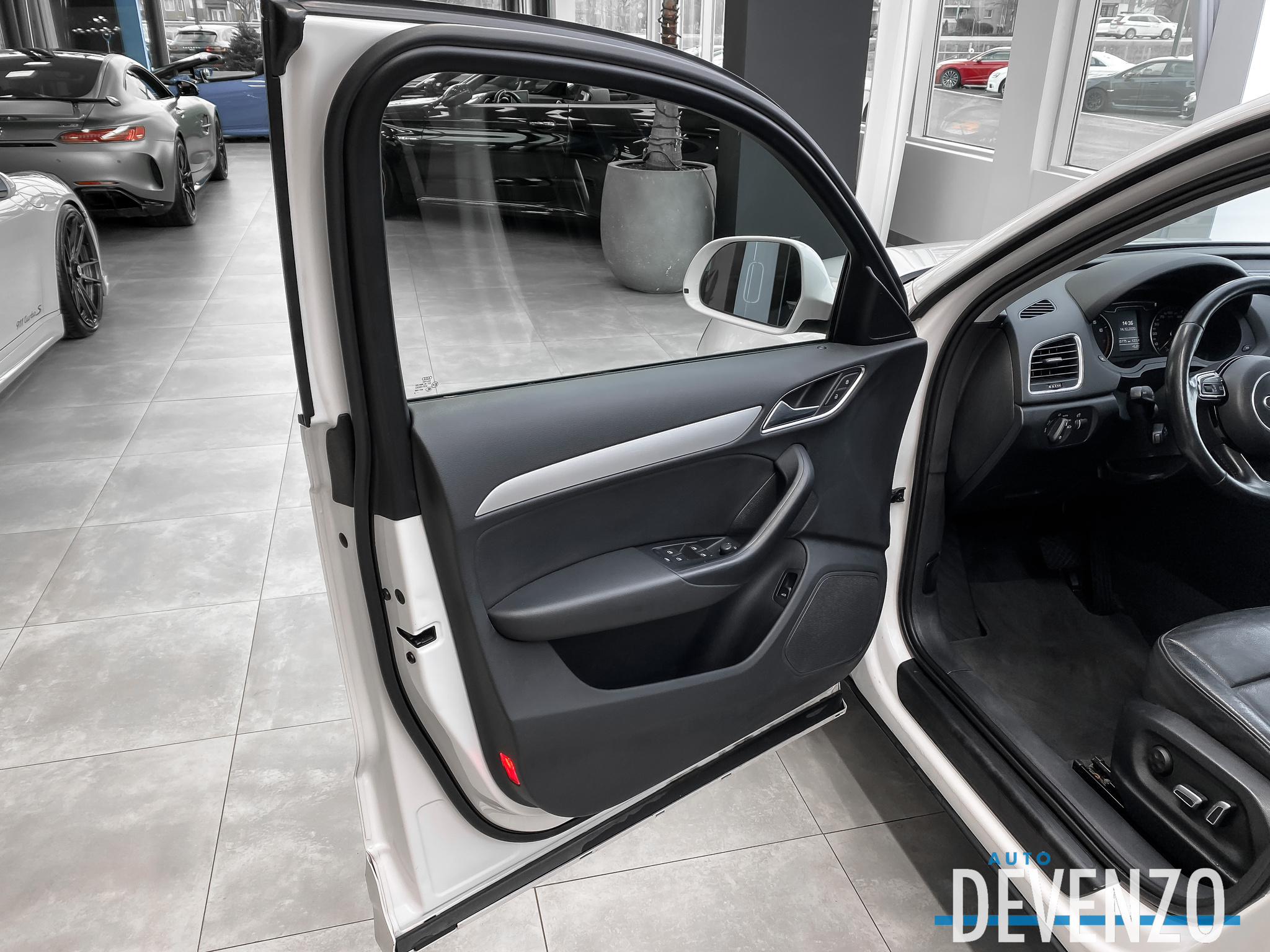 2017 Audi Q3 QUATTRO 2.0T Komfort Toit Panoramique / Camera complet