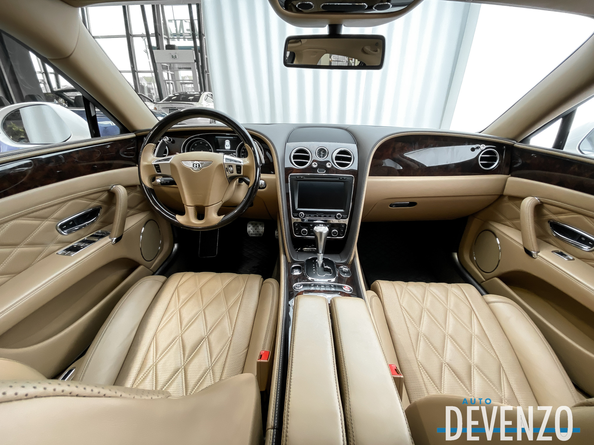 2016 Bentley Flying Spur W12 AWD MULLINER complet