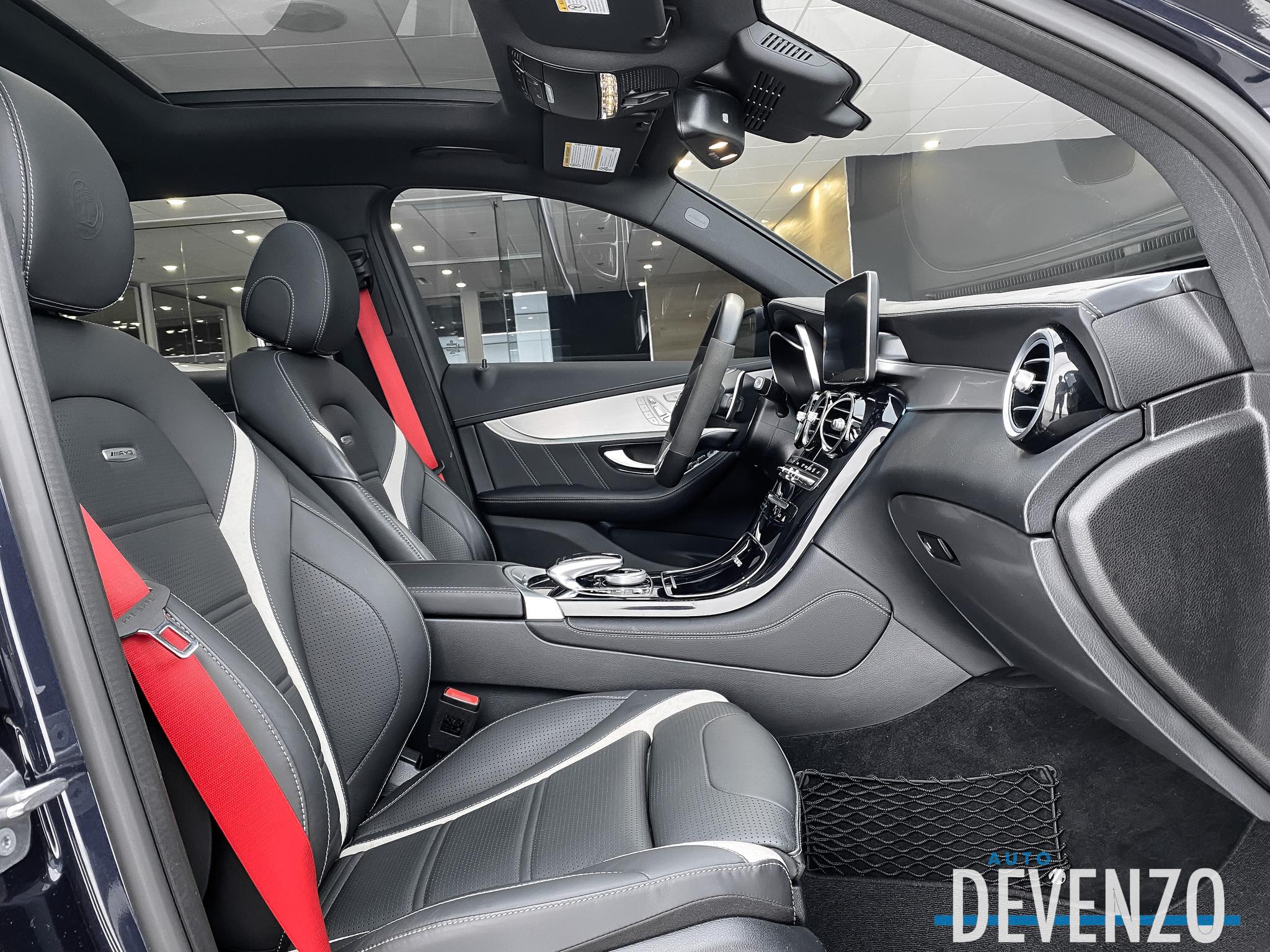 2019 Mercedes-Benz GLC AMG GLC63 S 4MATIC+ V8 BITURBO 503HP complet