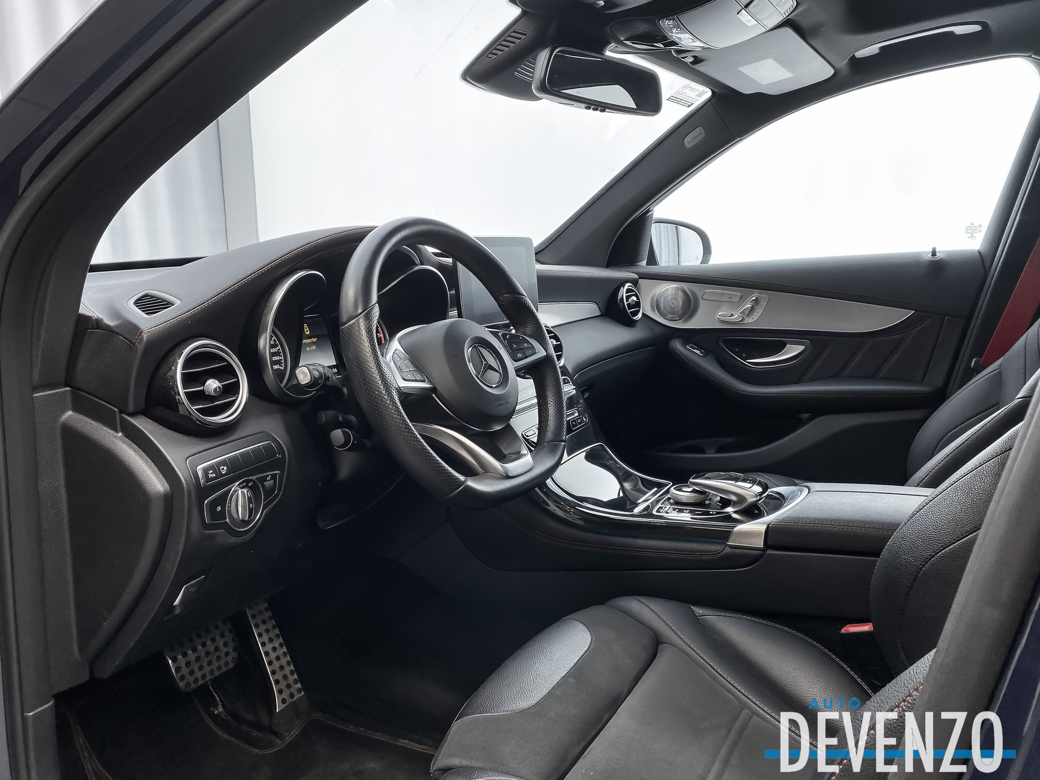 2018 Mercedes-Benz GLC AMG GLC43 4MATIC NIGHT PACKAGE 385HP complet