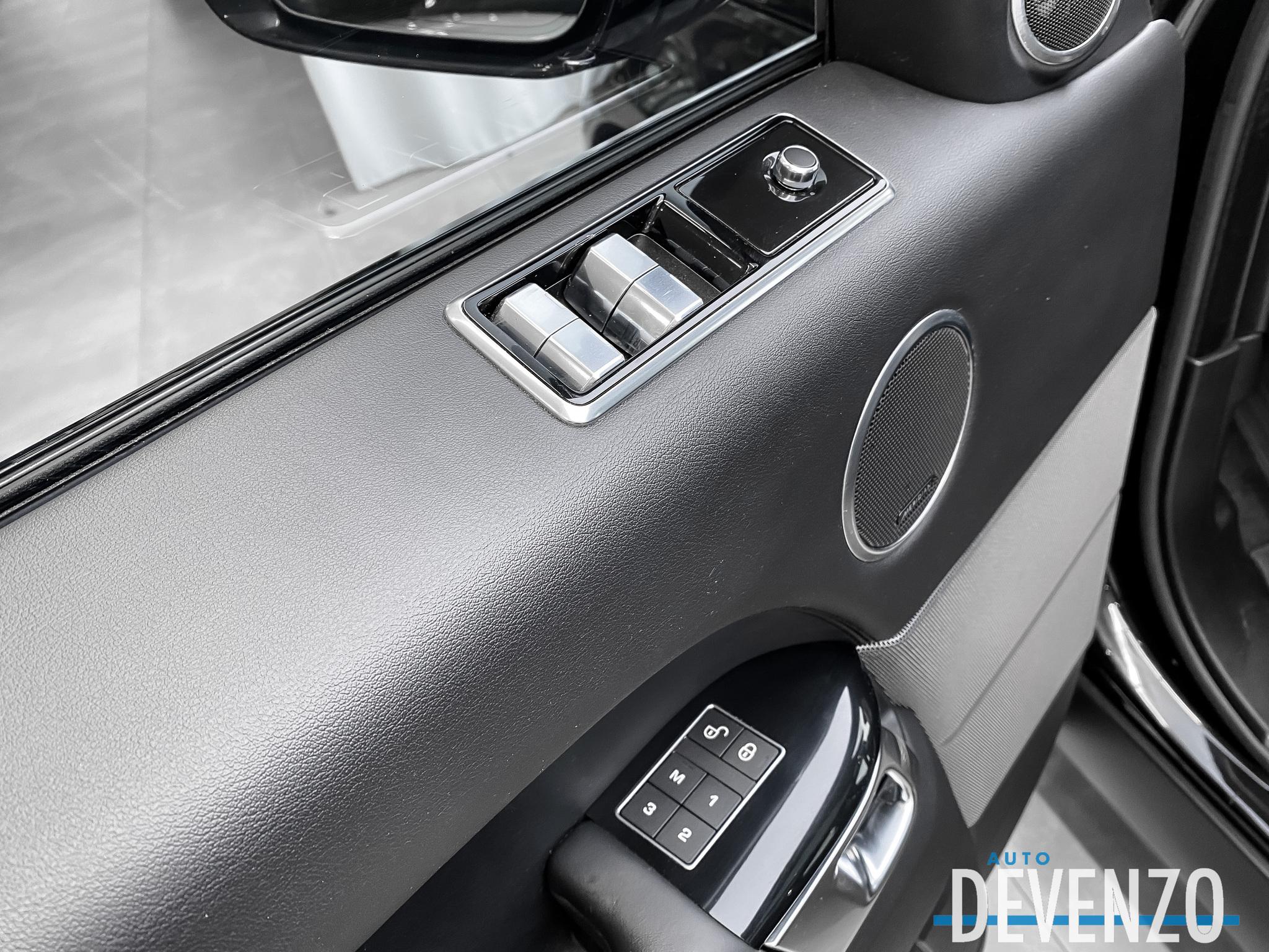 2018 Land Rover Range Rover Sport Td6 Diesel HSE 3.0L complet