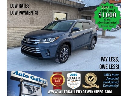 Toyota Highlander For Sale In Winnipeg Mb Auto Gallery Of Winnipeg