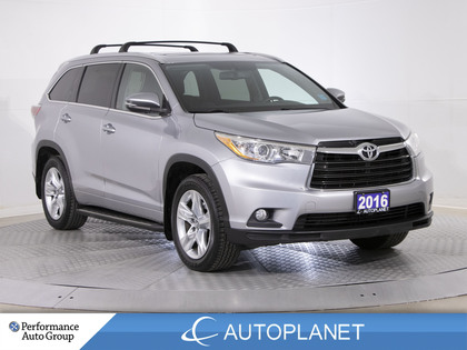Toyota Highlander For Sale In Brampton On Performance Auto Group Ontario S Highest Volume Automotive Group Serving Ontario