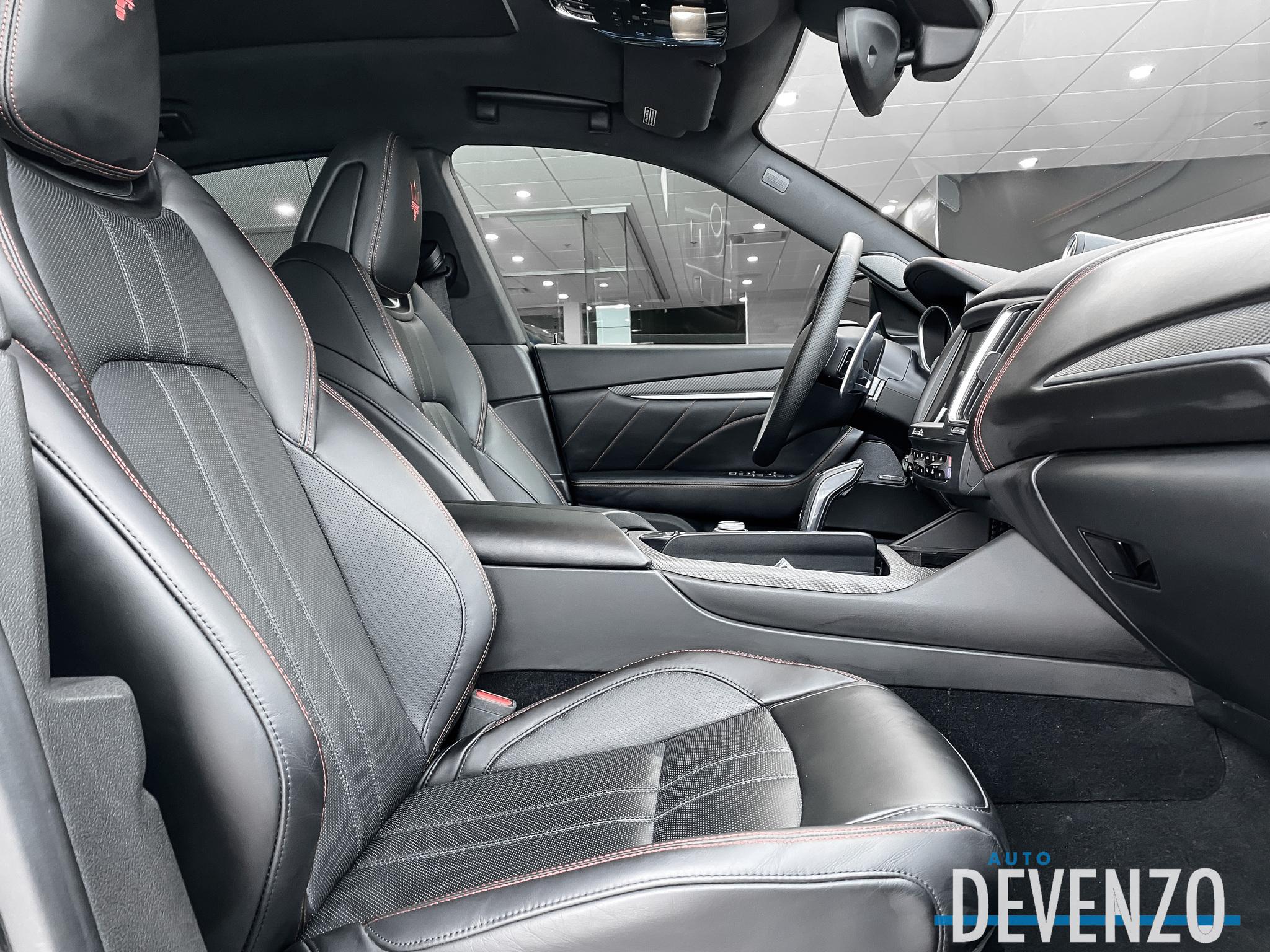 2019 Maserati Levante S GranSport 3.0L 430HP Warranty 27/12/2023 complet