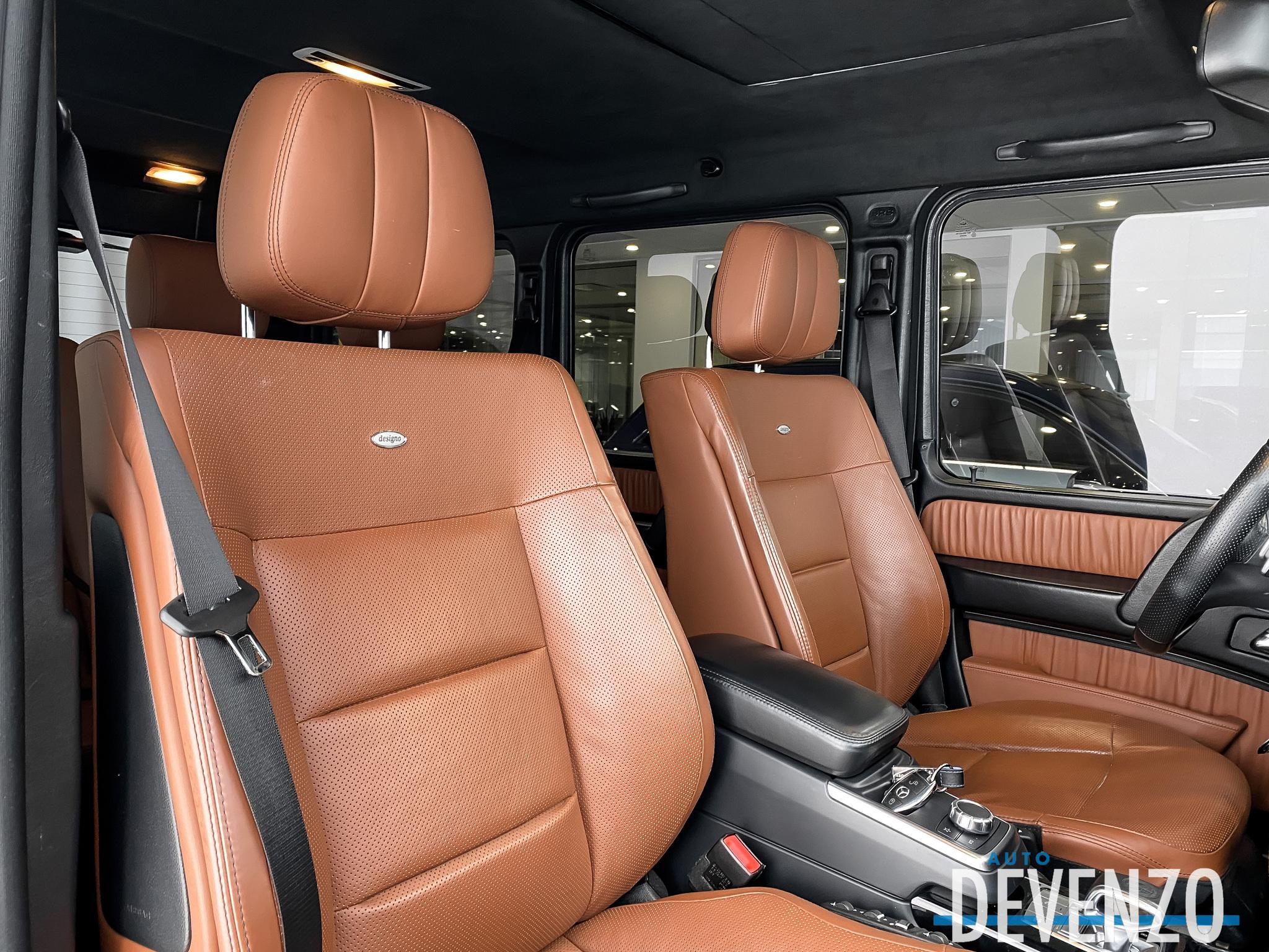 2015 Mercedes-Benz G-Class G63 AMG V8 BITURBO DESIGNO / BRABUS complet