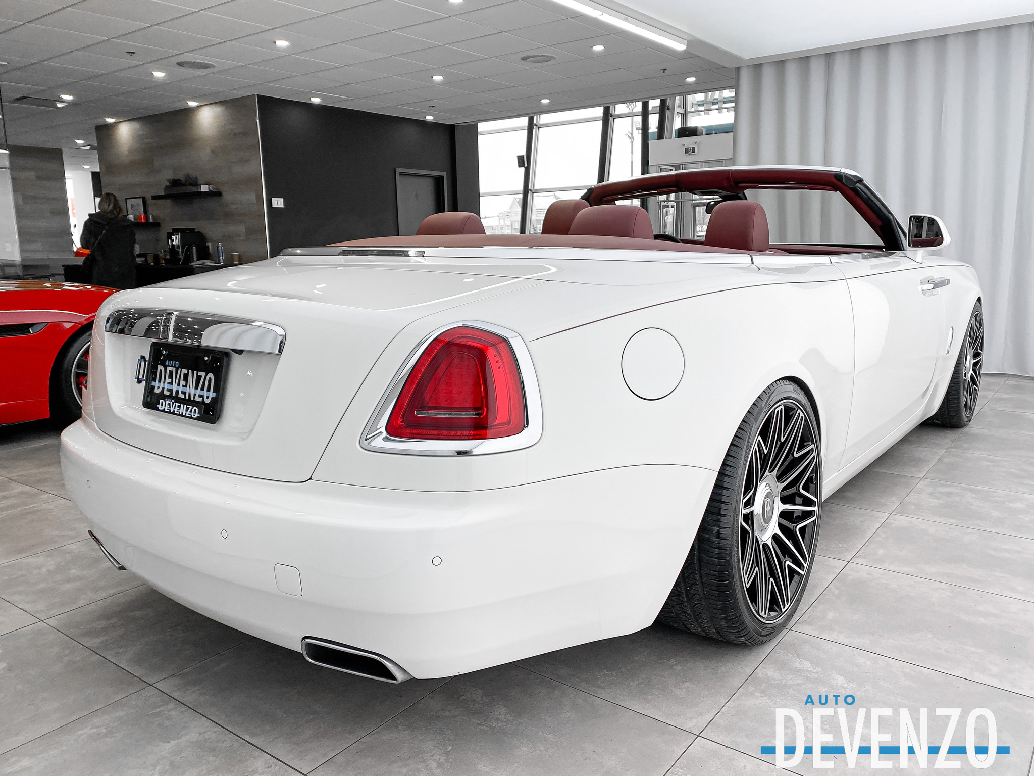 2017 Rolls-Royce Dawn Convertible NightView / Adaptive Cruise / Bespoke complet