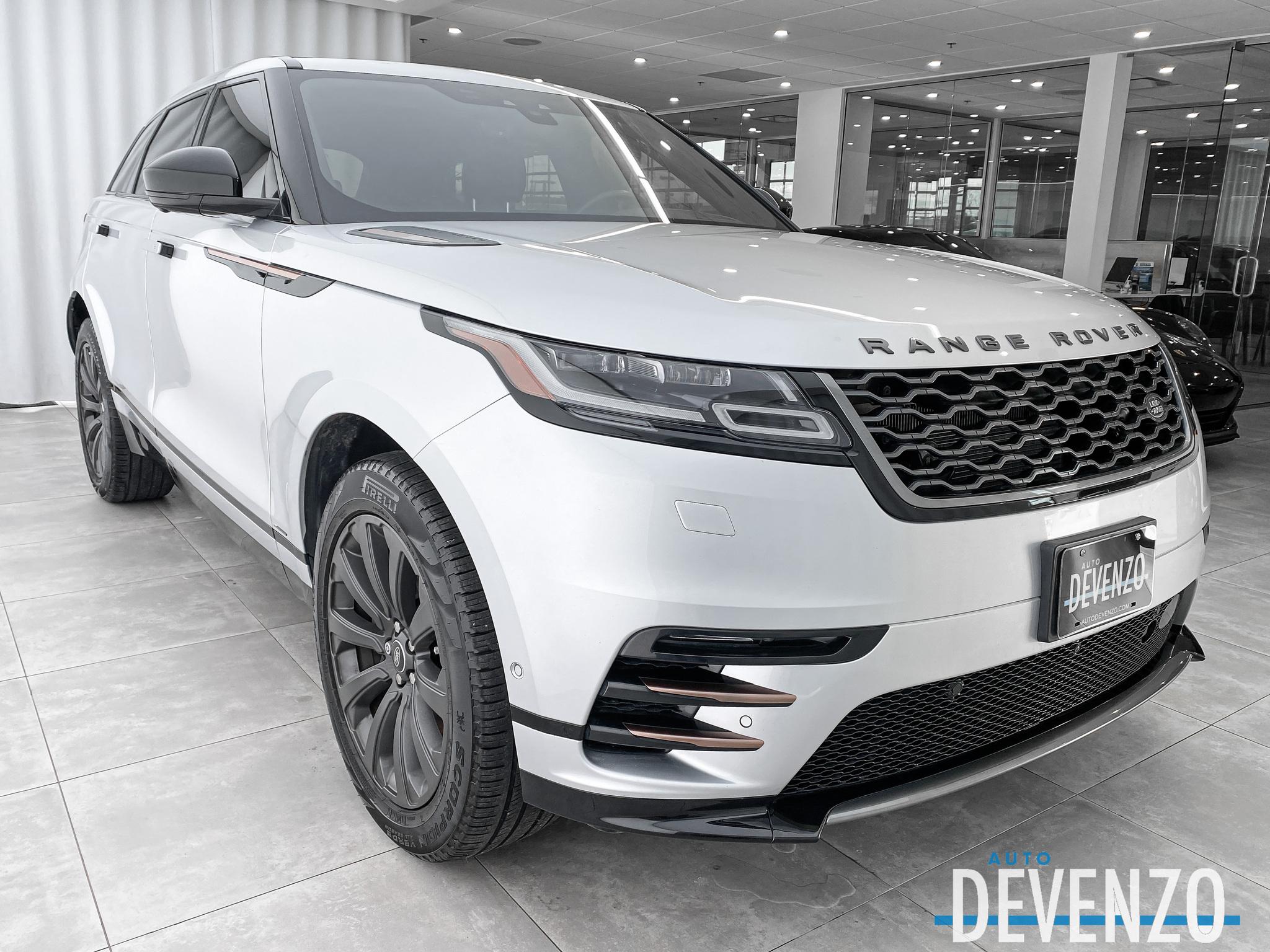2018 Land Rover Range Rover Velar D180 R-Dynamic SE Diesel / Driver Assist Package complet