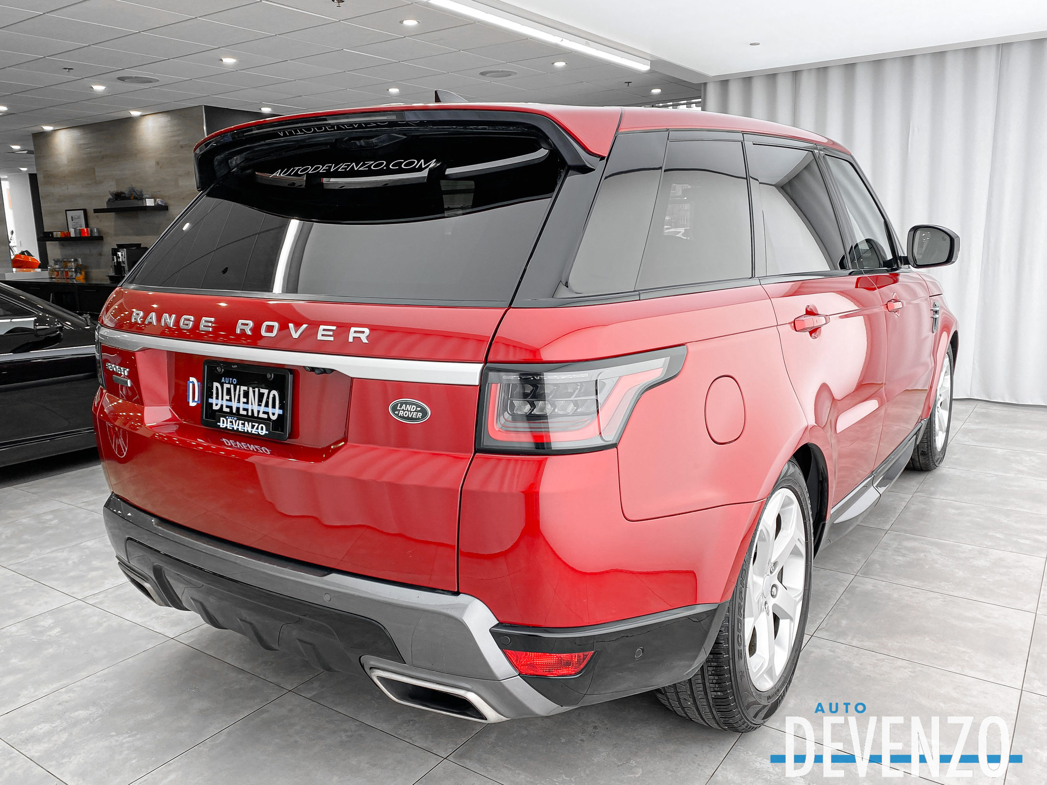 2018 Land Rover Range Rover Sport HSE V8 Supercharged 518HP DRIVE PRO PACK complet