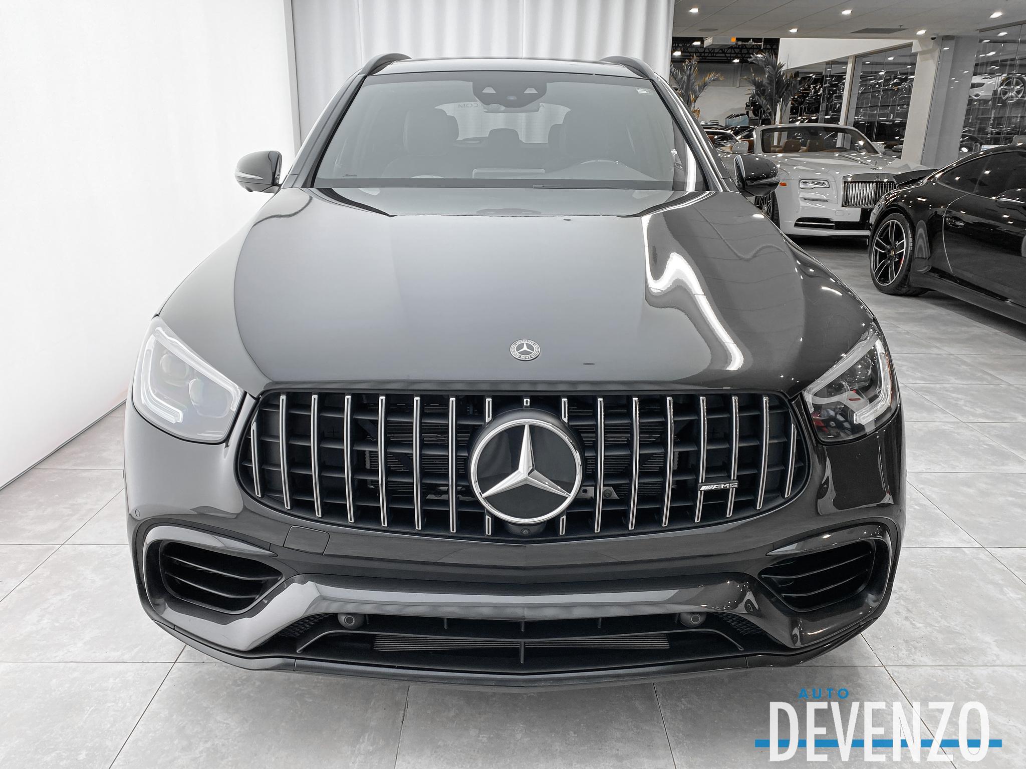 2020 Mercedes-Benz GLC AMG GLC63 S 4MATIC+ NIGHT/ DESIGNO / CARBON FIBER complet
