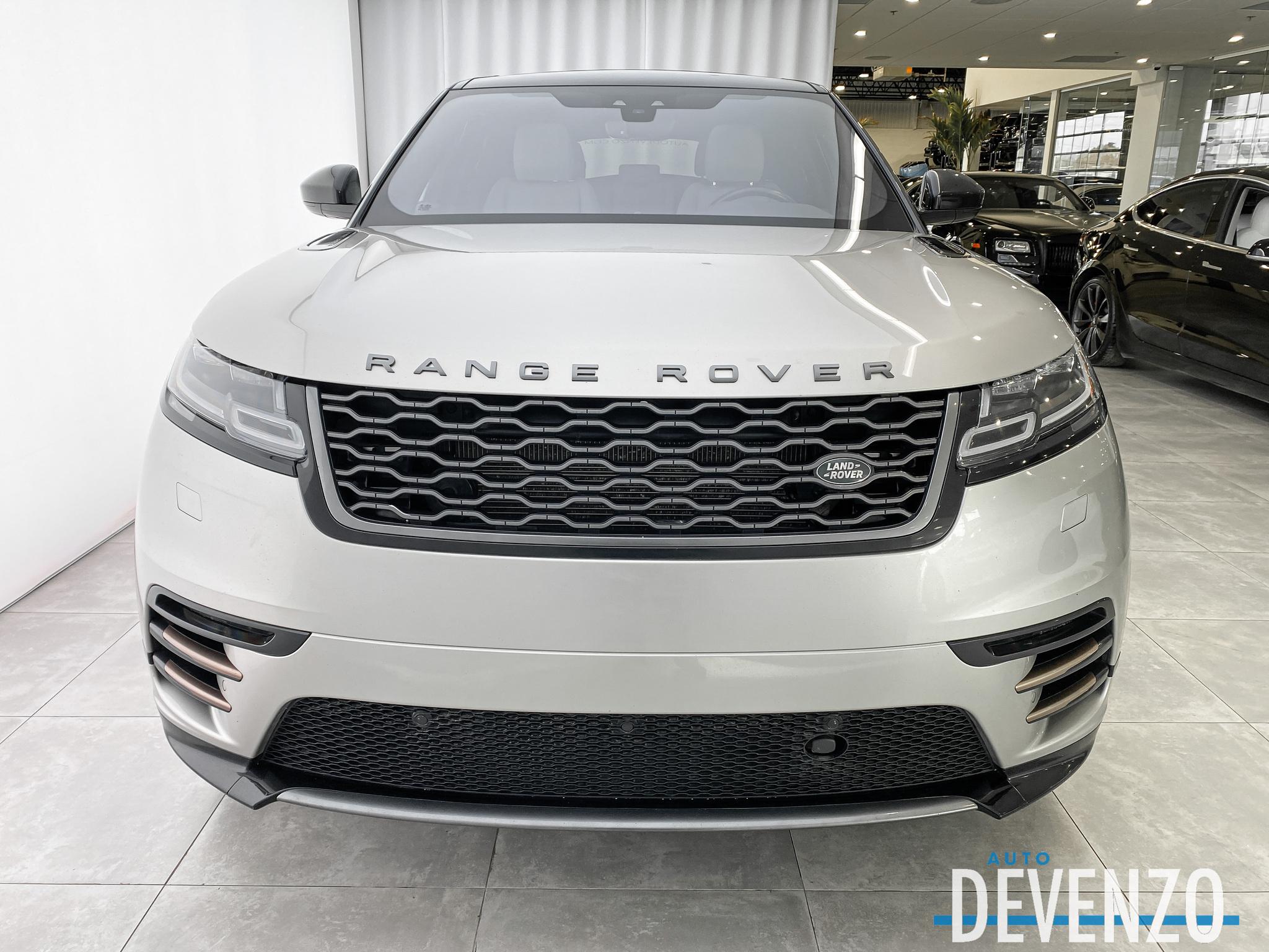 2019 Land Rover Range Rover Velar D180 R-Dynamic SE DYNAMIC complet