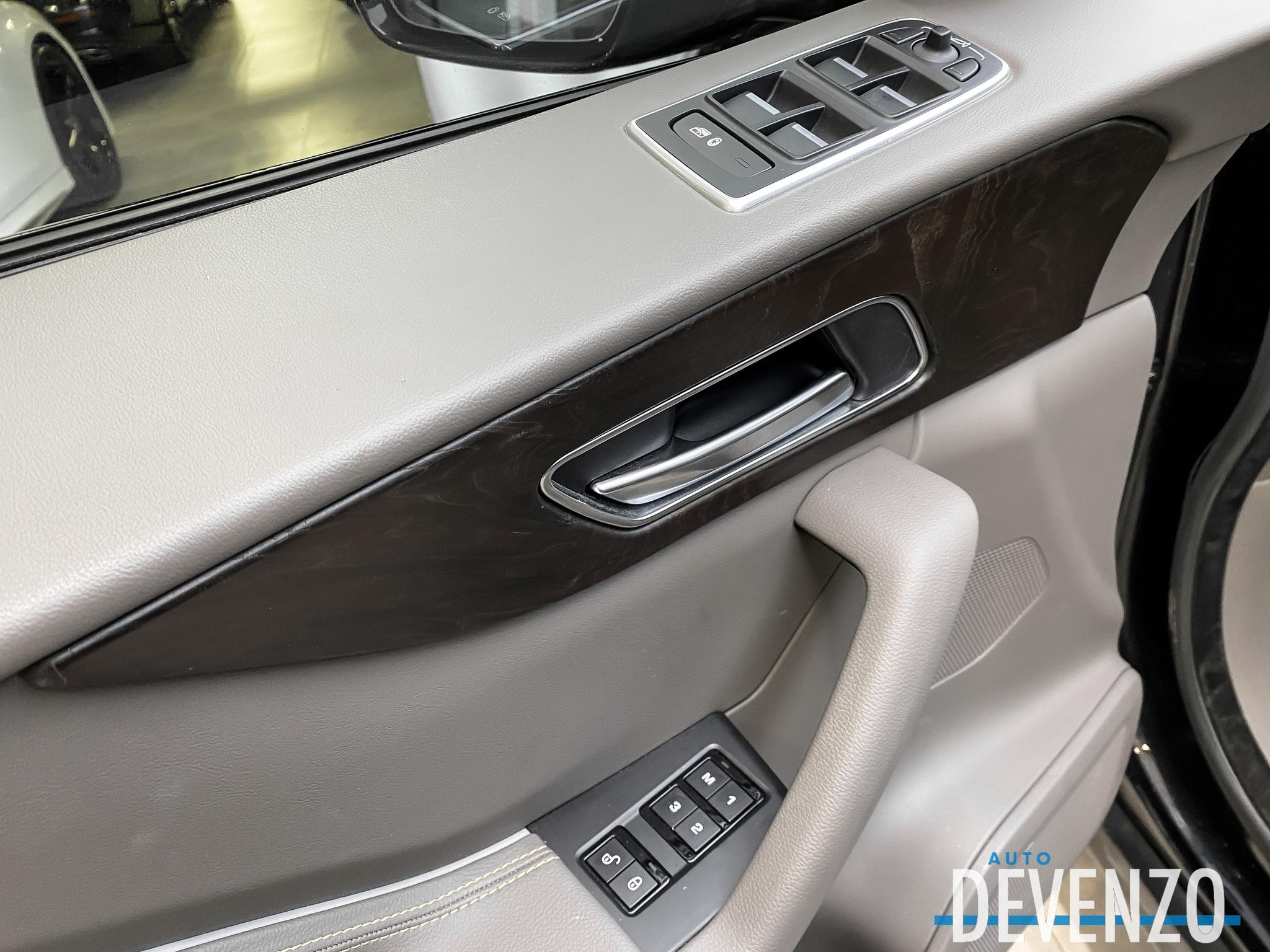 2017 Jaguar F-Pace AWD 35t R-SPORT 340HP complet