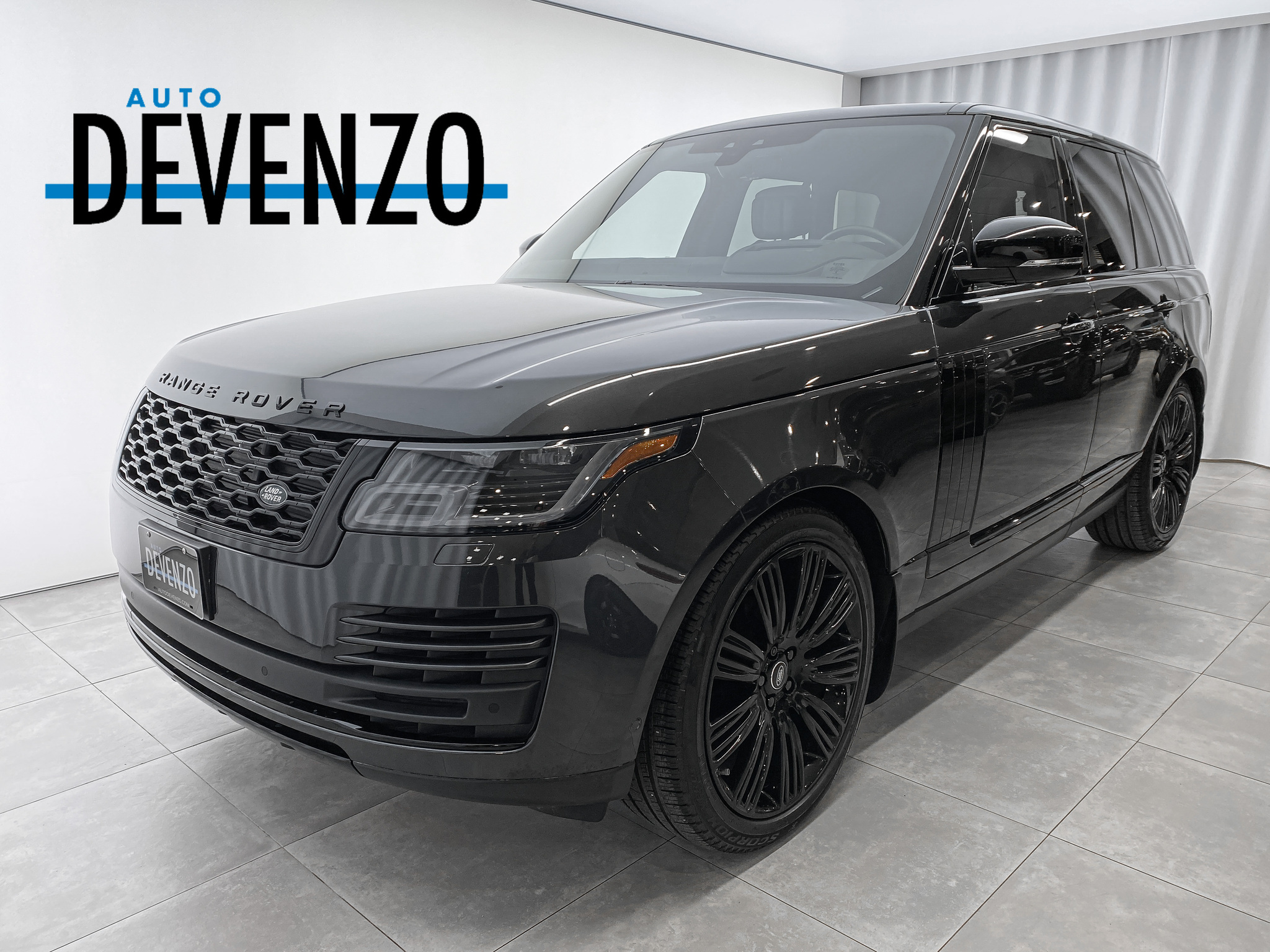 2019 Land Rover Range Rover Td6 Diesel HSE DRIVE PRO PACK / BLACK PACKAGE complet