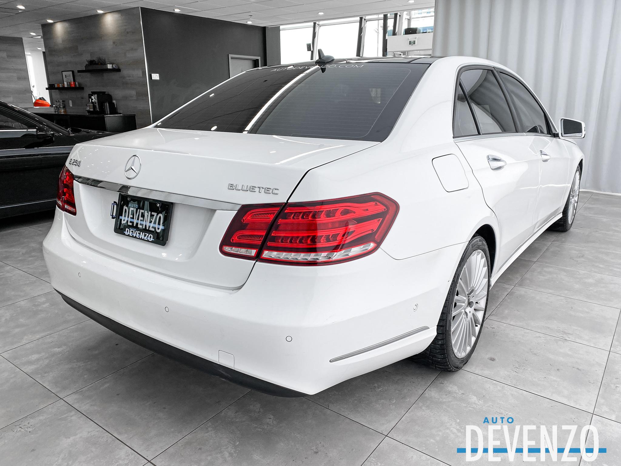2014 Mercedes-Benz E-Class E250 BlueTEC 4MATIC Diesel  Navi / Camera 360 complet