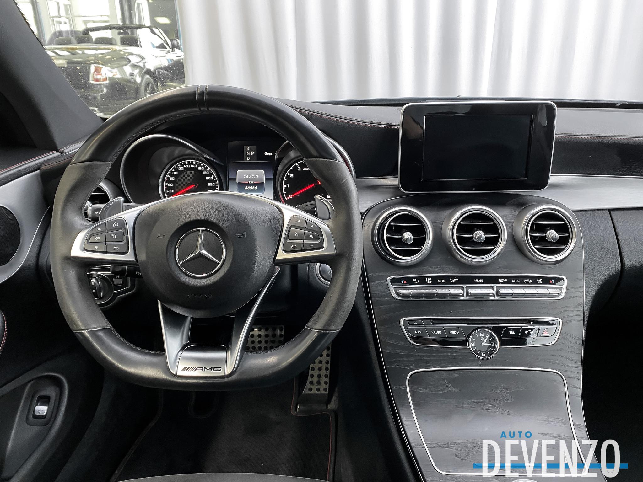 2018 Mercedes-Benz C-Class AMG C43 4MATIC Coupe  ***Balance de Garantie complet
