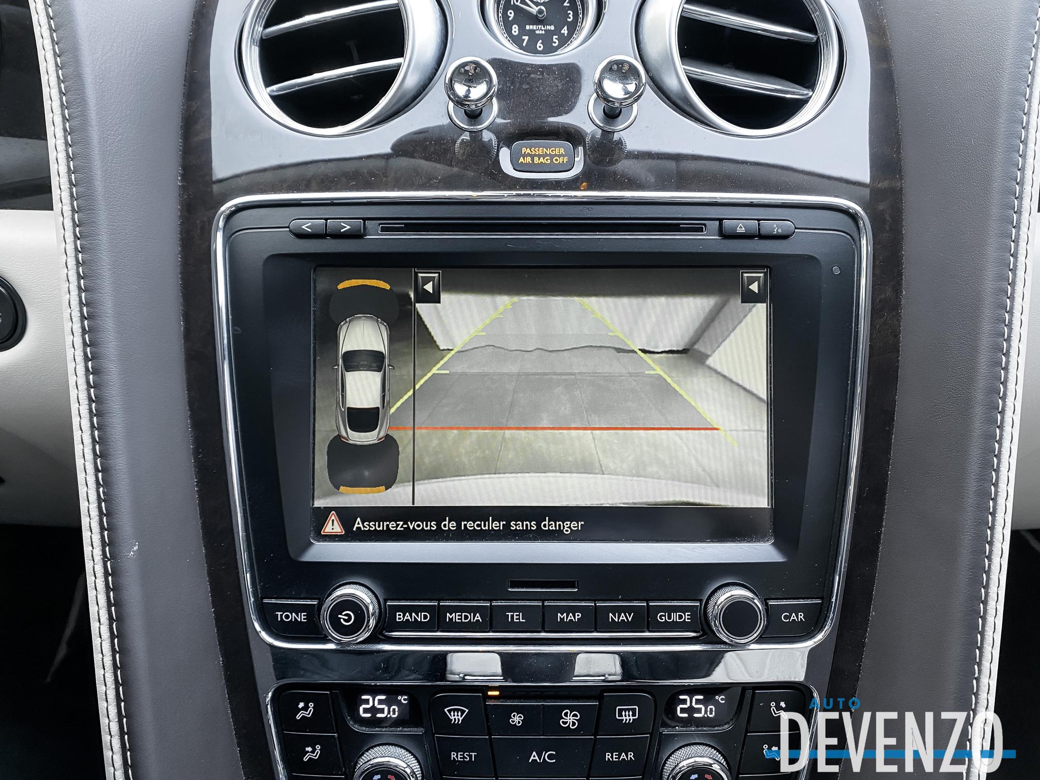 2013 Bentley Continental GT Speed GT SPEED W12 616HP MULLINER complet