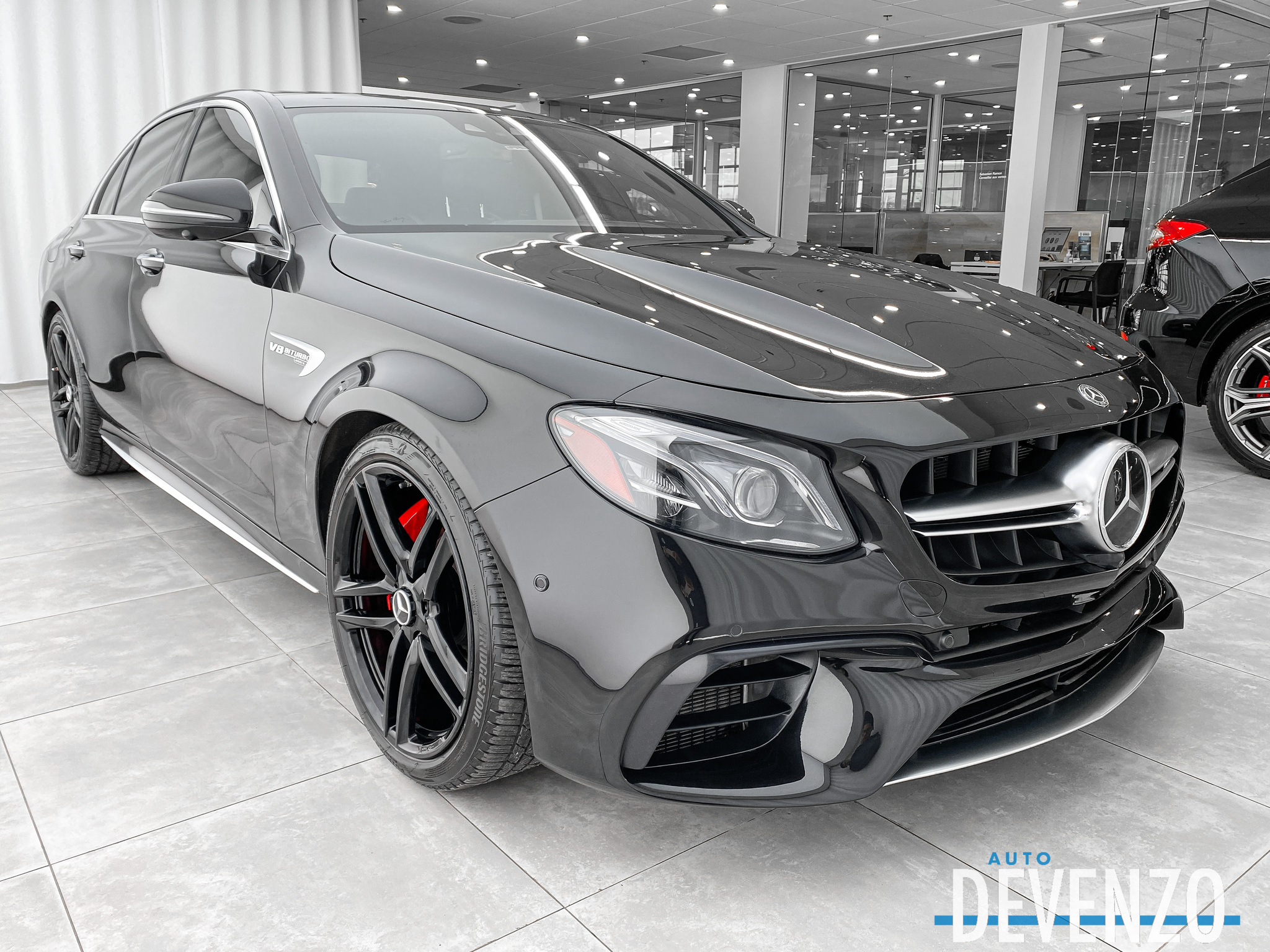 2018 Mercedes-Benz E-Class AMG E63 S 4MATIC+ 603HP INTELLIGENT DRIVE complet