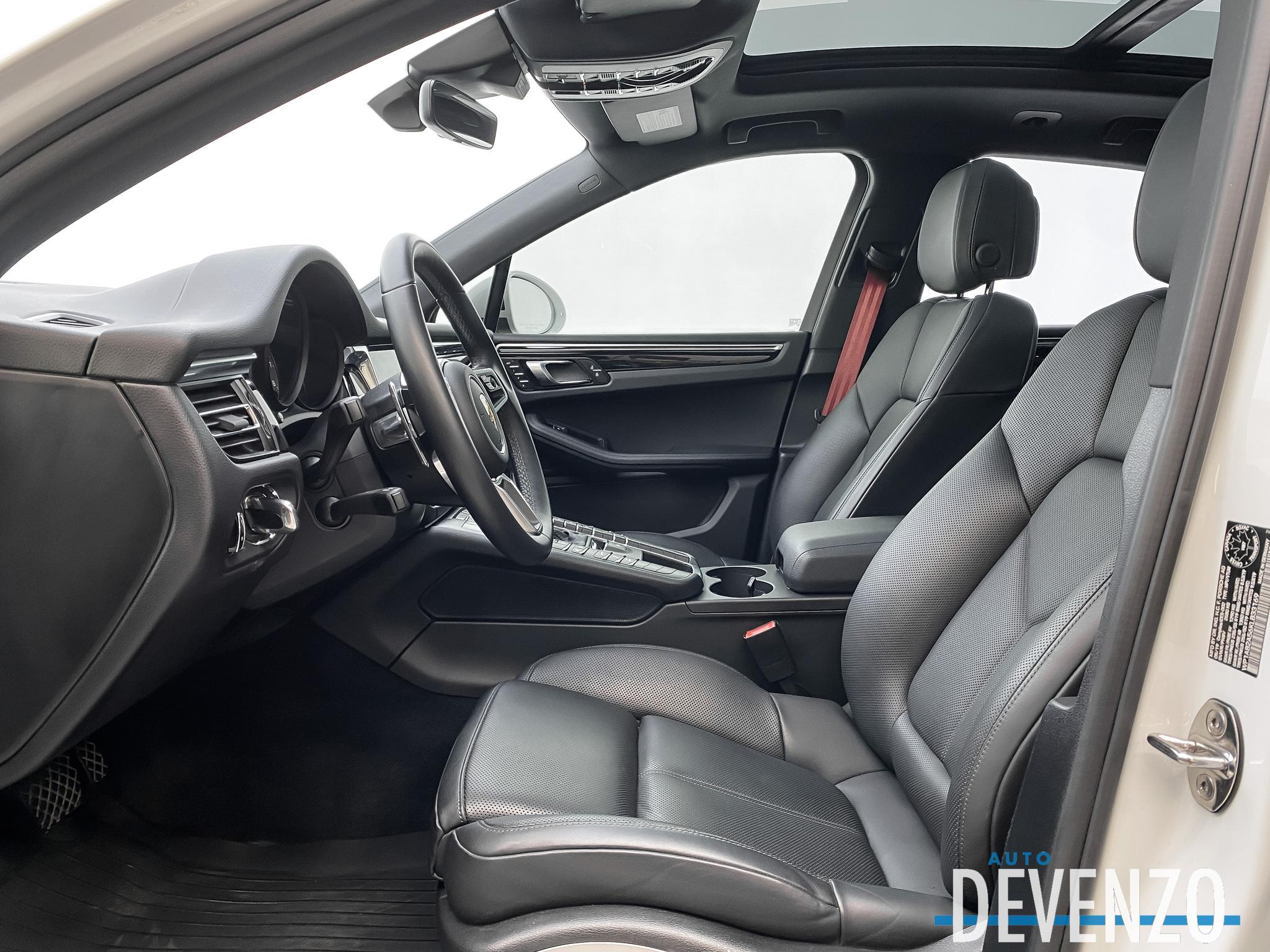 2019 Porsche Macan S 348HP AWD PREMIUM PLUS / SPORT EXHAUST complet