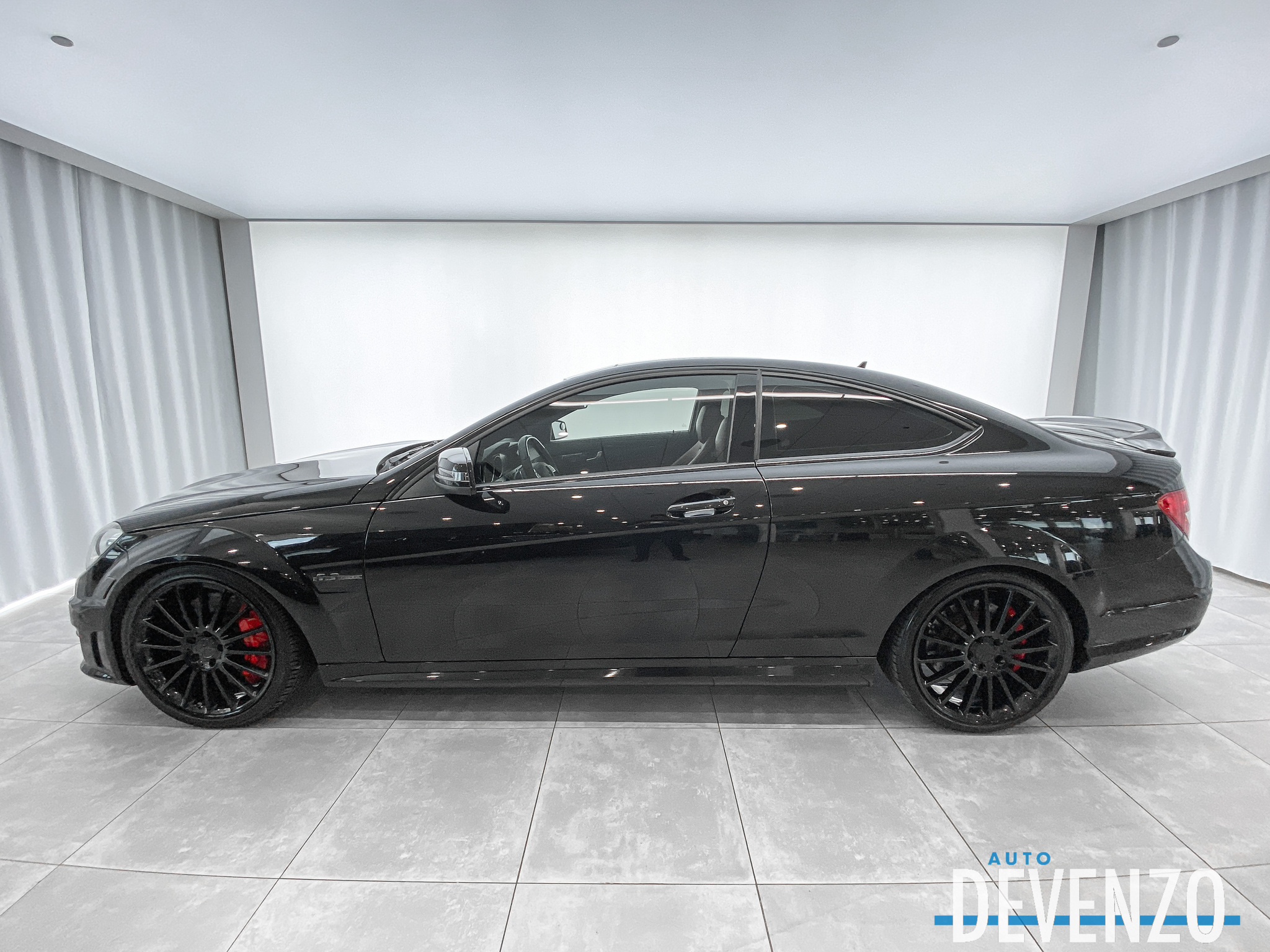 2012 Mercedes-Benz C-Class C63 AMG COUPE P31 PERFORMANCE 487HP complet