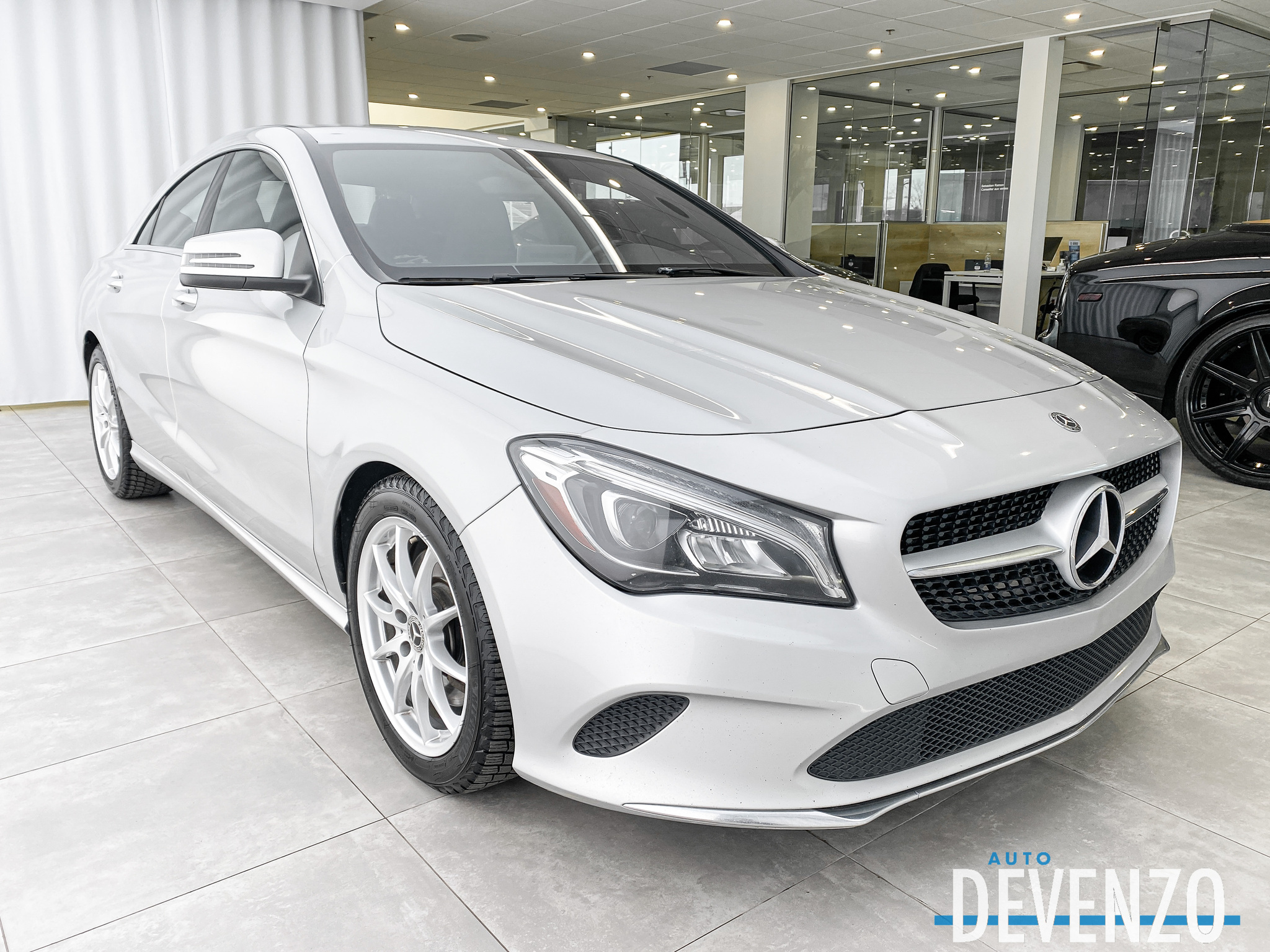 2018 Mercedes-Benz CLA-Class CLA250 4MATIC Coupe CUIR / CAMERA DE RECUL complet