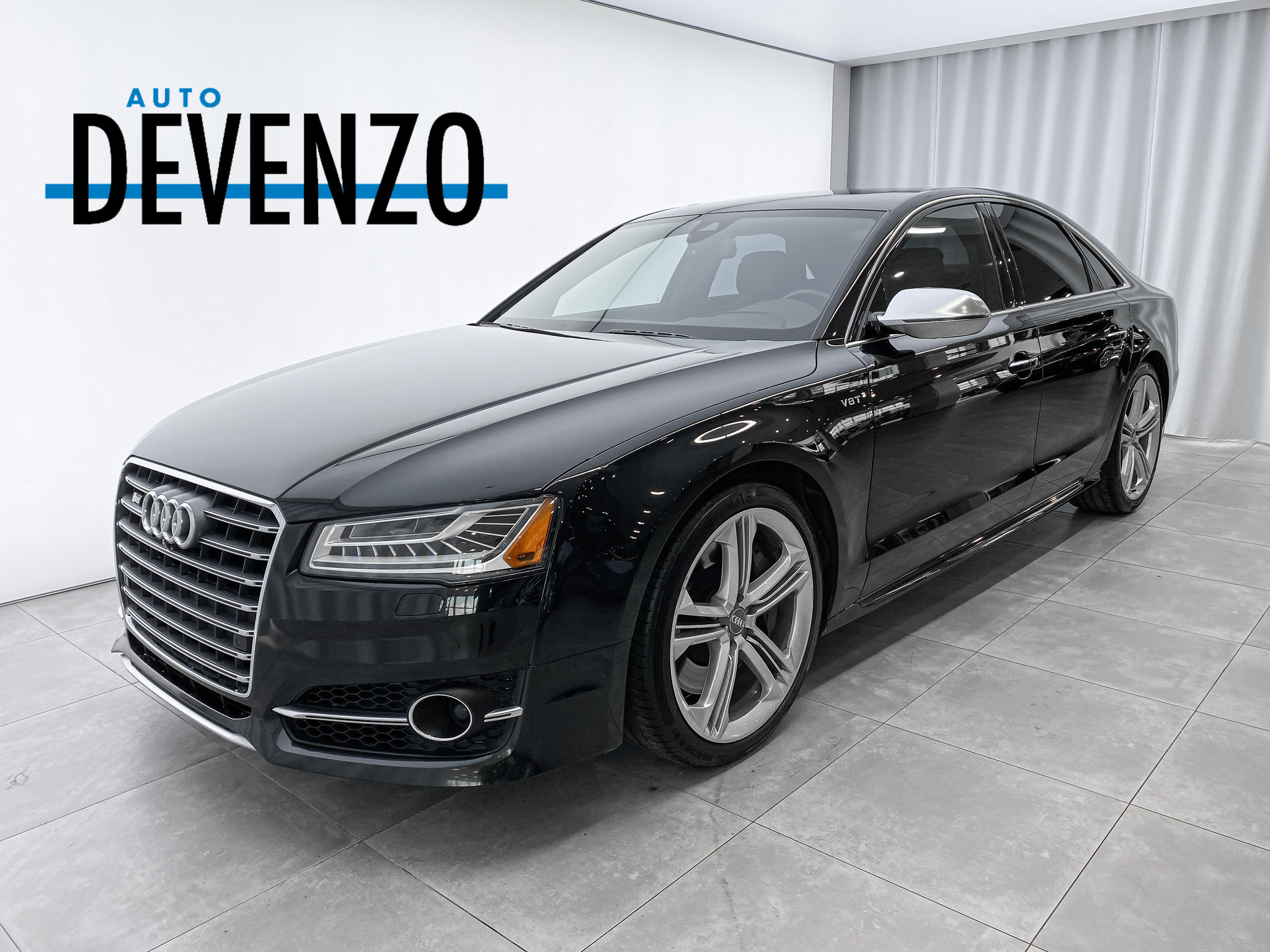 2015 Audi S8 S8 4.0T 520HP DRIVING ASSISTANCE PACKAGE / B&O complet