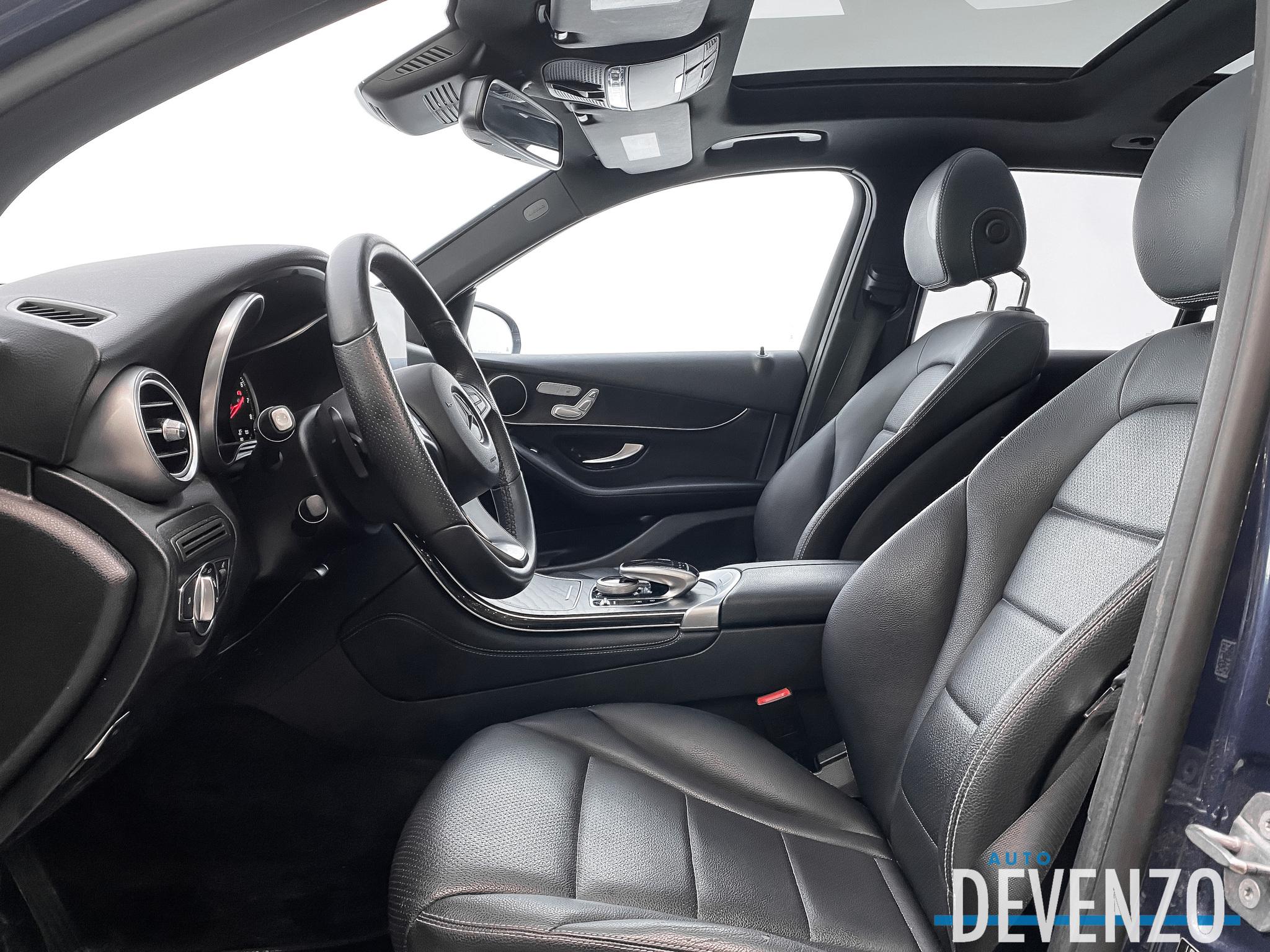2018 Mercedes-Benz GLC GLC300 4MATIC PREMIUM NAVI / TOIT PANO / CAMERA complet