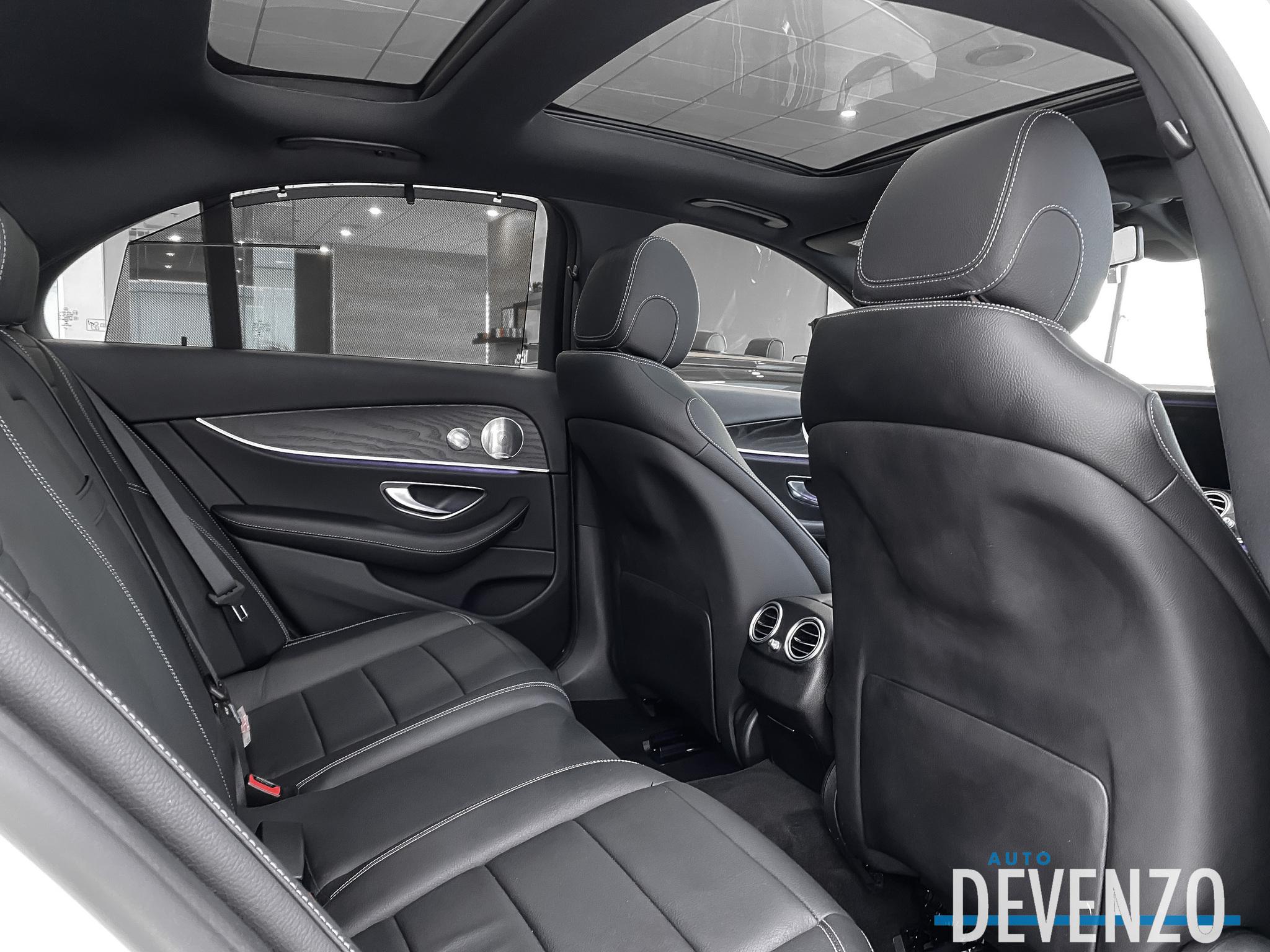 2017 Mercedes-Benz E-Class E400 4MATIC AMG SPORT PACKAGE – INTELLIGENT DRIVE complet
