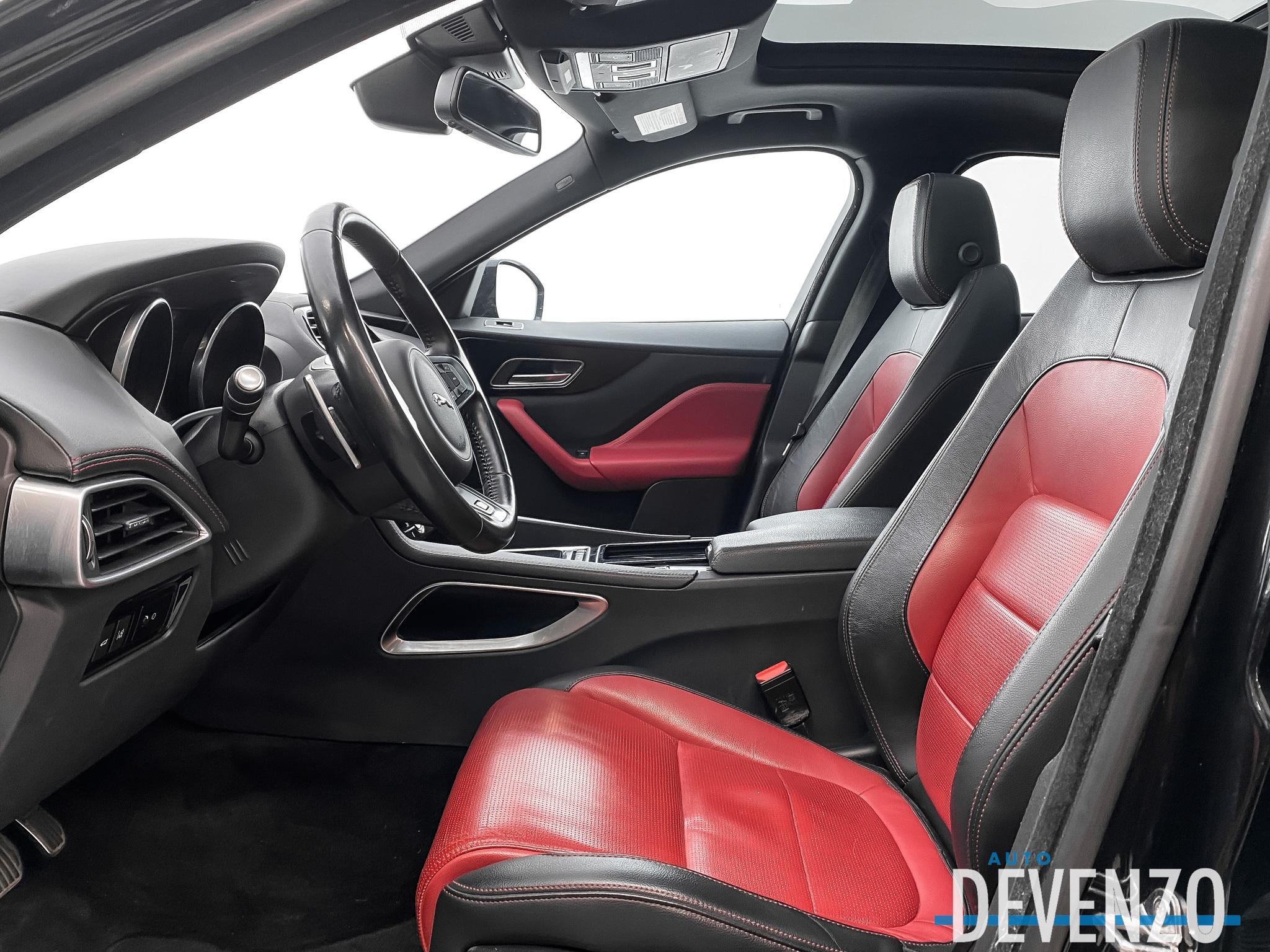 2018 Jaguar F-Pace 35t AWD R-Sport Black Package complet