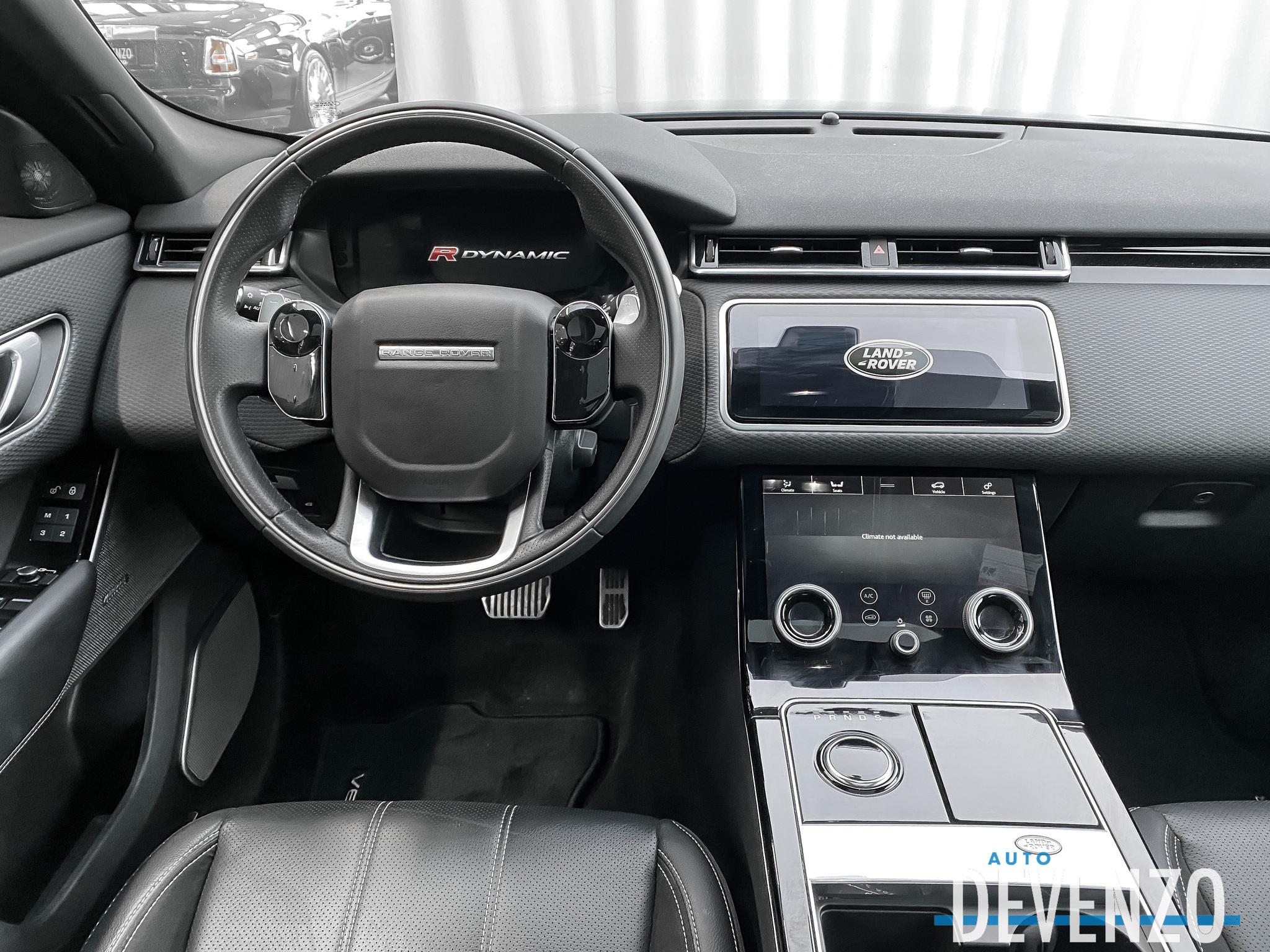 2018 Land Rover Range Rover Velar D180 R-Dynamic SE Diesel Navi / 360 Camera / Toit complet