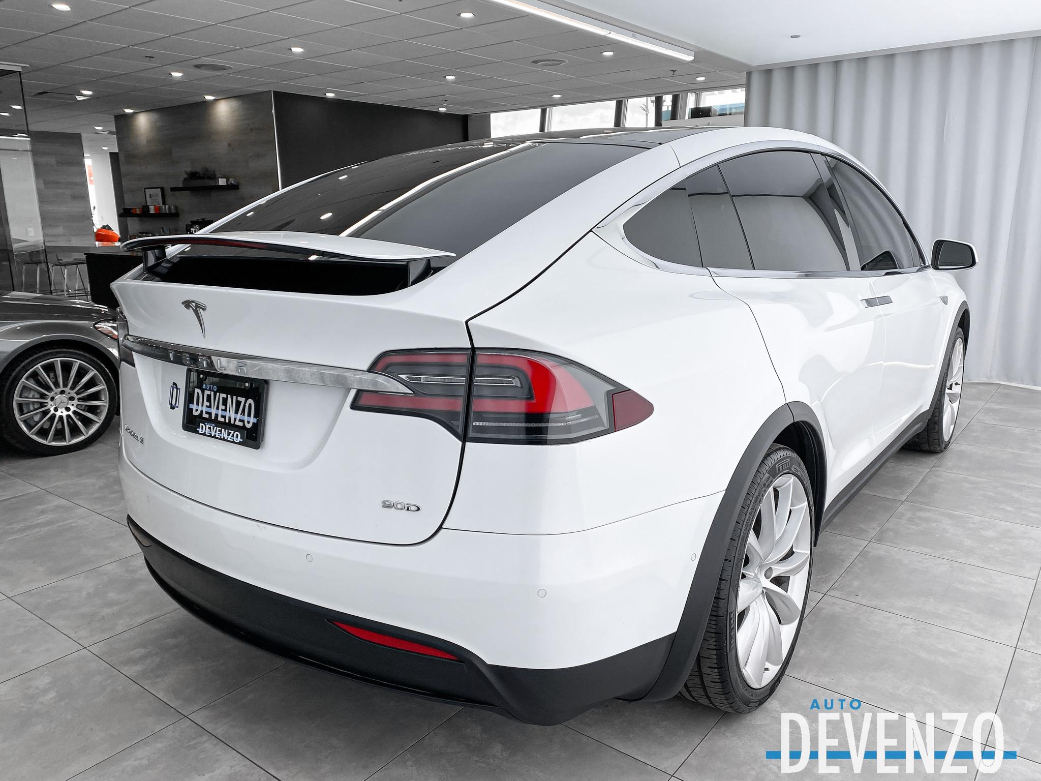2016 Tesla Model X Model X 90D AutoPilot / Jantes 22» / 6 Passenger complet