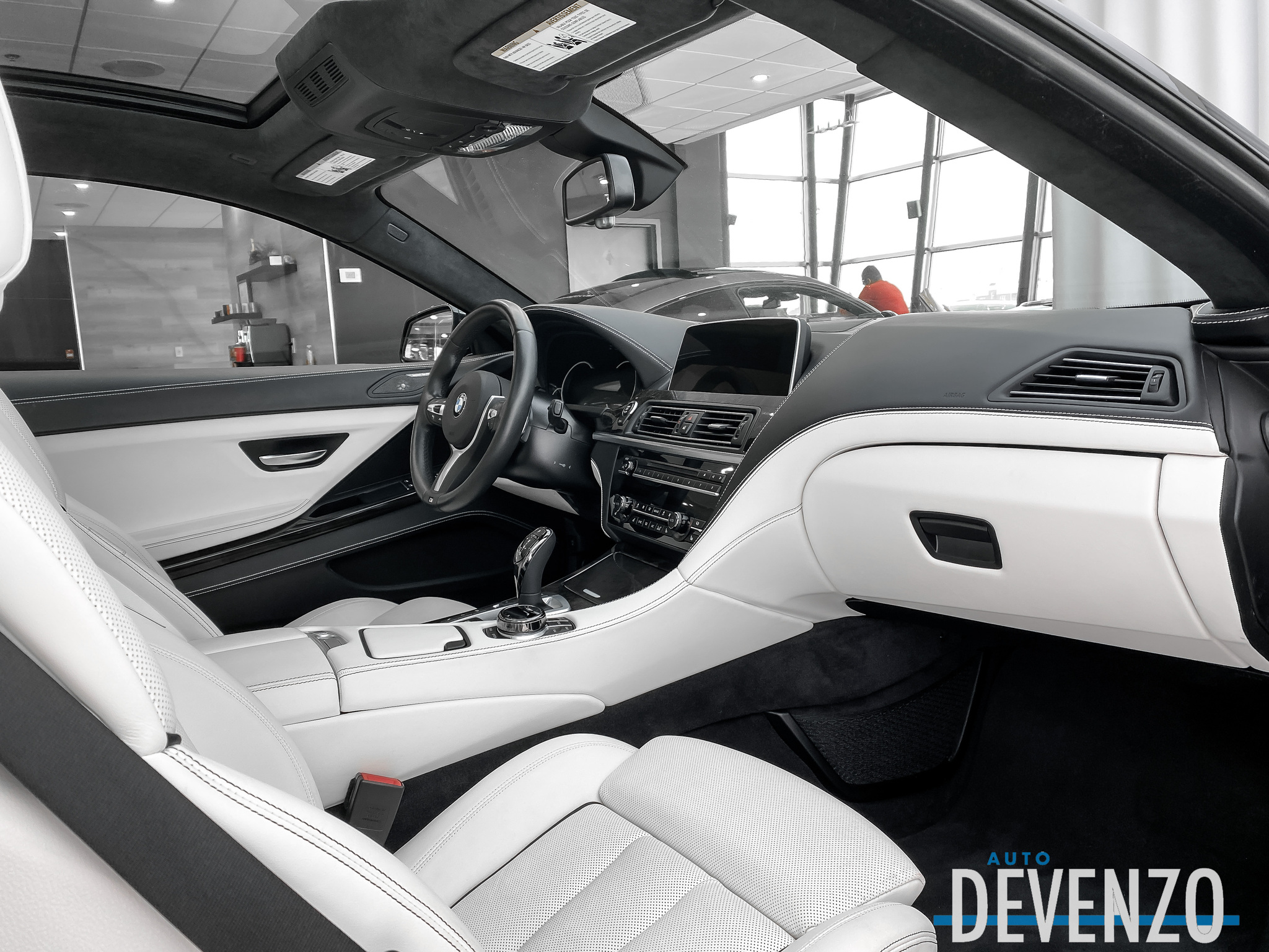 2018 BMW 6 Series 650i xDrive Coupe M Sport Plus 445HP Waranty 04/23 complet