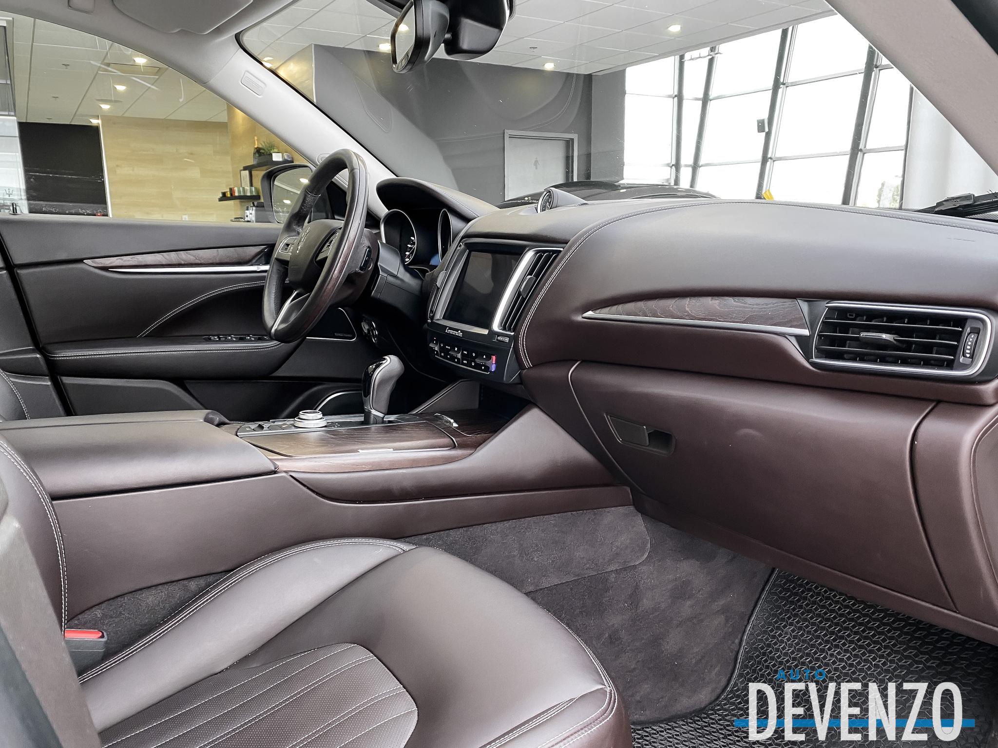 2017 Maserati Levante AWD 3.0L 345HP NAVI/TOIT PANO/CAMERA complet