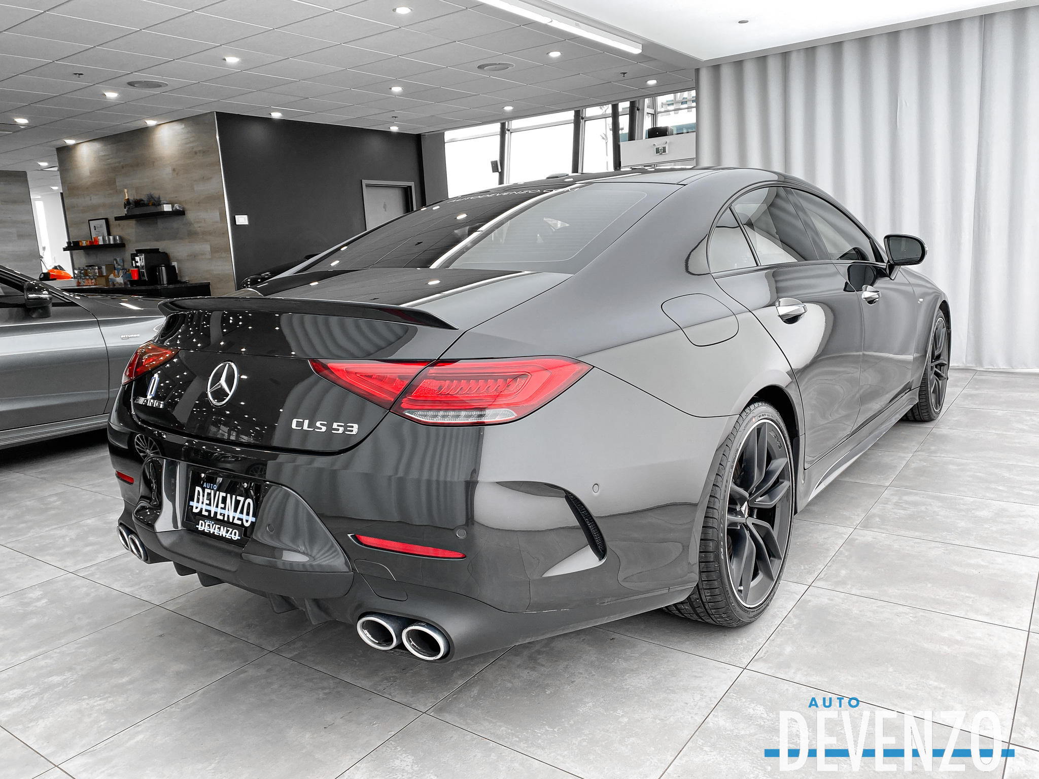 2019 Mercedes-Benz CLS-Class AMG CLS53 4MATIC+ Coupe 429HP EDITION 1 complet