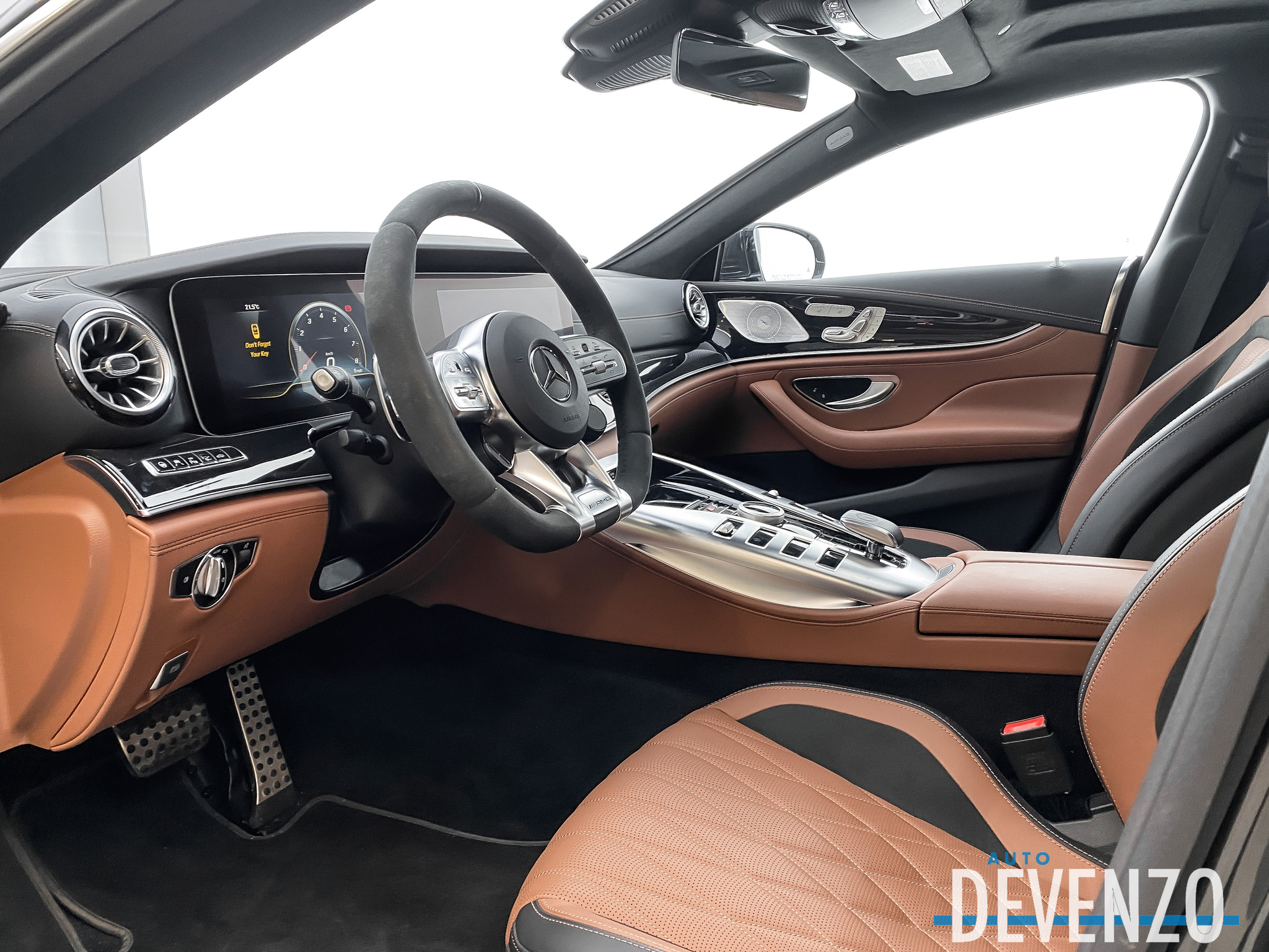2020 Mercedes-Benz AMG GT AMG GT 63 S 4-Door Coupe 630HP complet