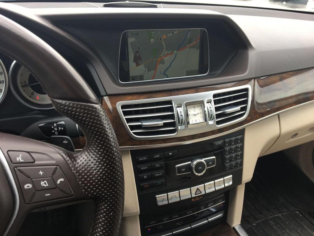 2014 Mercedes-Benz E-Class E 250 BlueTEC GPS-CAMÉRA-CUIR-TOIT OUVRANT complet
