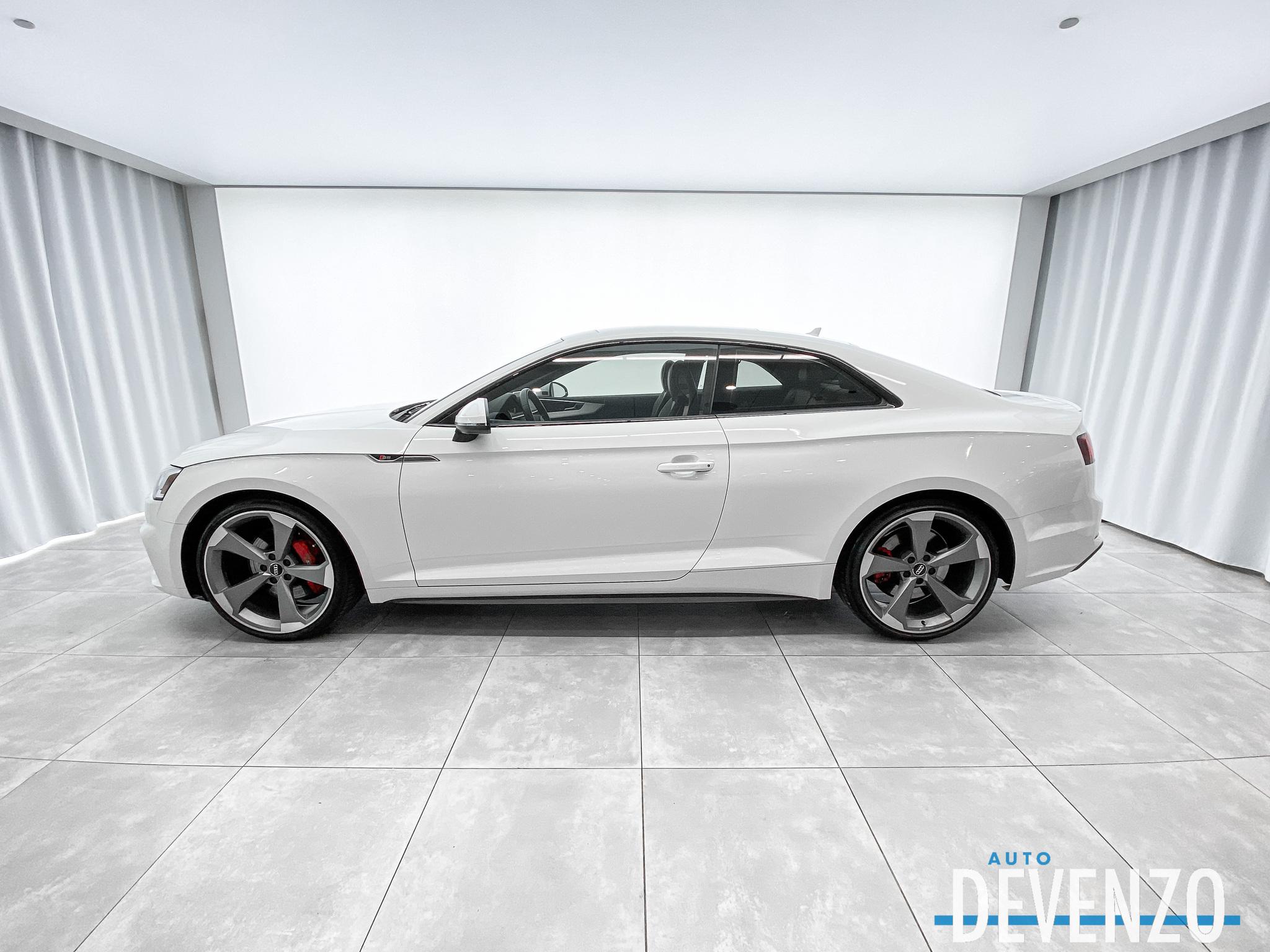 2019 Audi S5 Coupe S5 Coupe Technik 3.0 TFSI QUATTRO B&O BLACK OPTICS complet