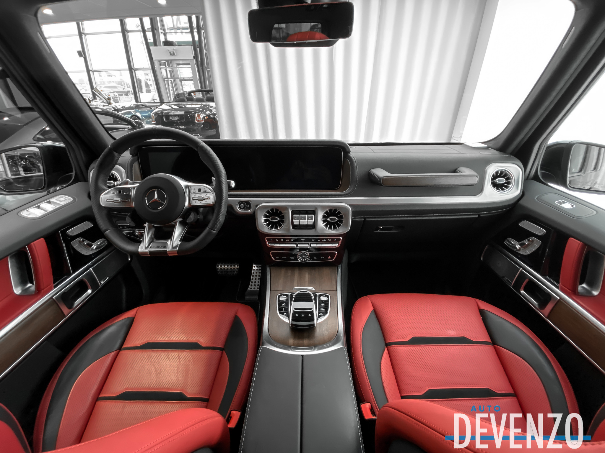 2021 Mercedes-Benz G-Class AMG G63 4MATIC SUV NIGHT PACKAGE 577HP complet