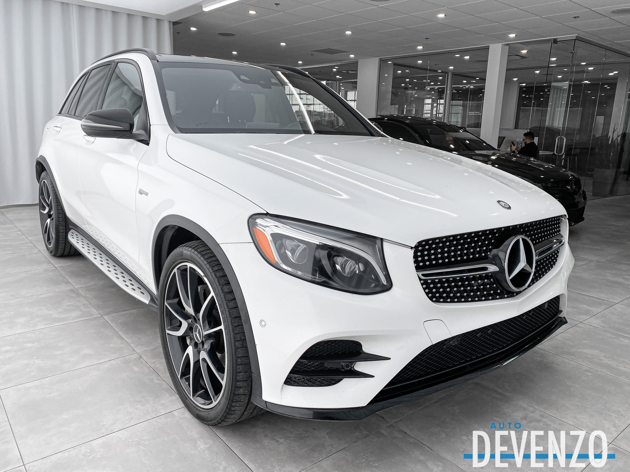 2017 Mercedes-Benz GLC 4MATIC AMG GLC43 362HP NIGHT PACKAGE FULL LEATHER complet