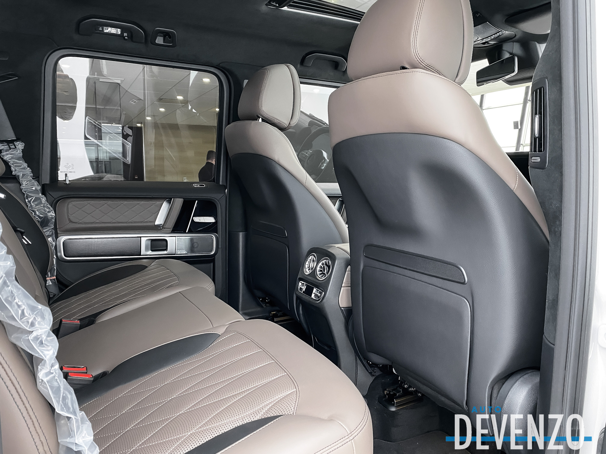 2020 Mercedes-Benz G-Class AMG G63 4MATIC complet