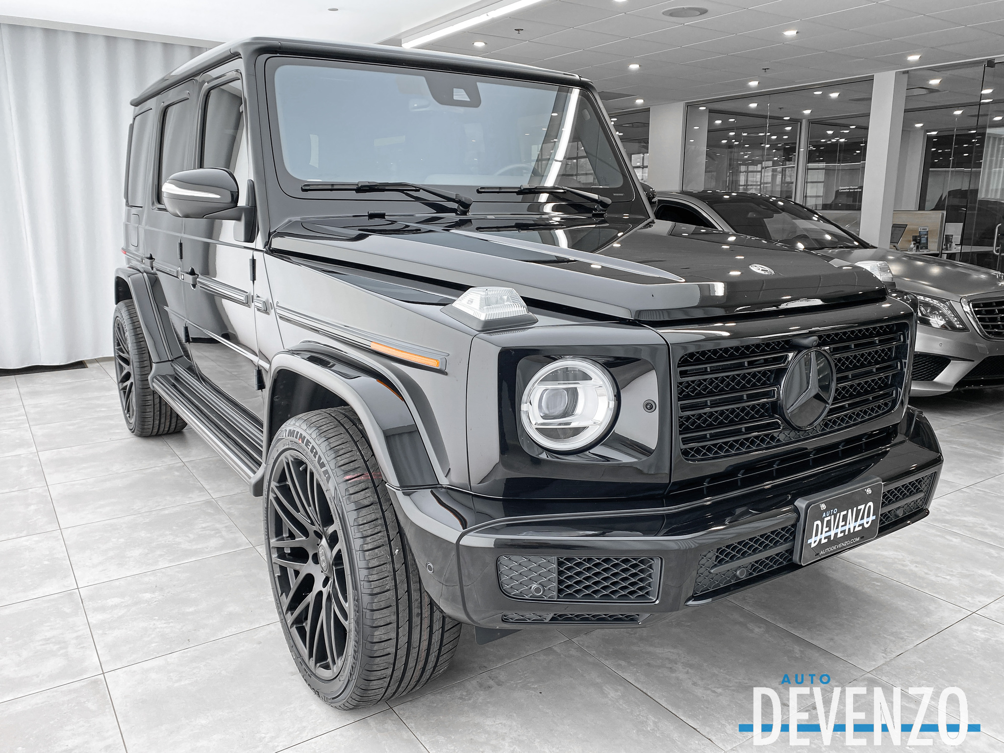 2020 Mercedes-Benz G-Class G550 4MATIC AMG NIGHT PACKAGE complet