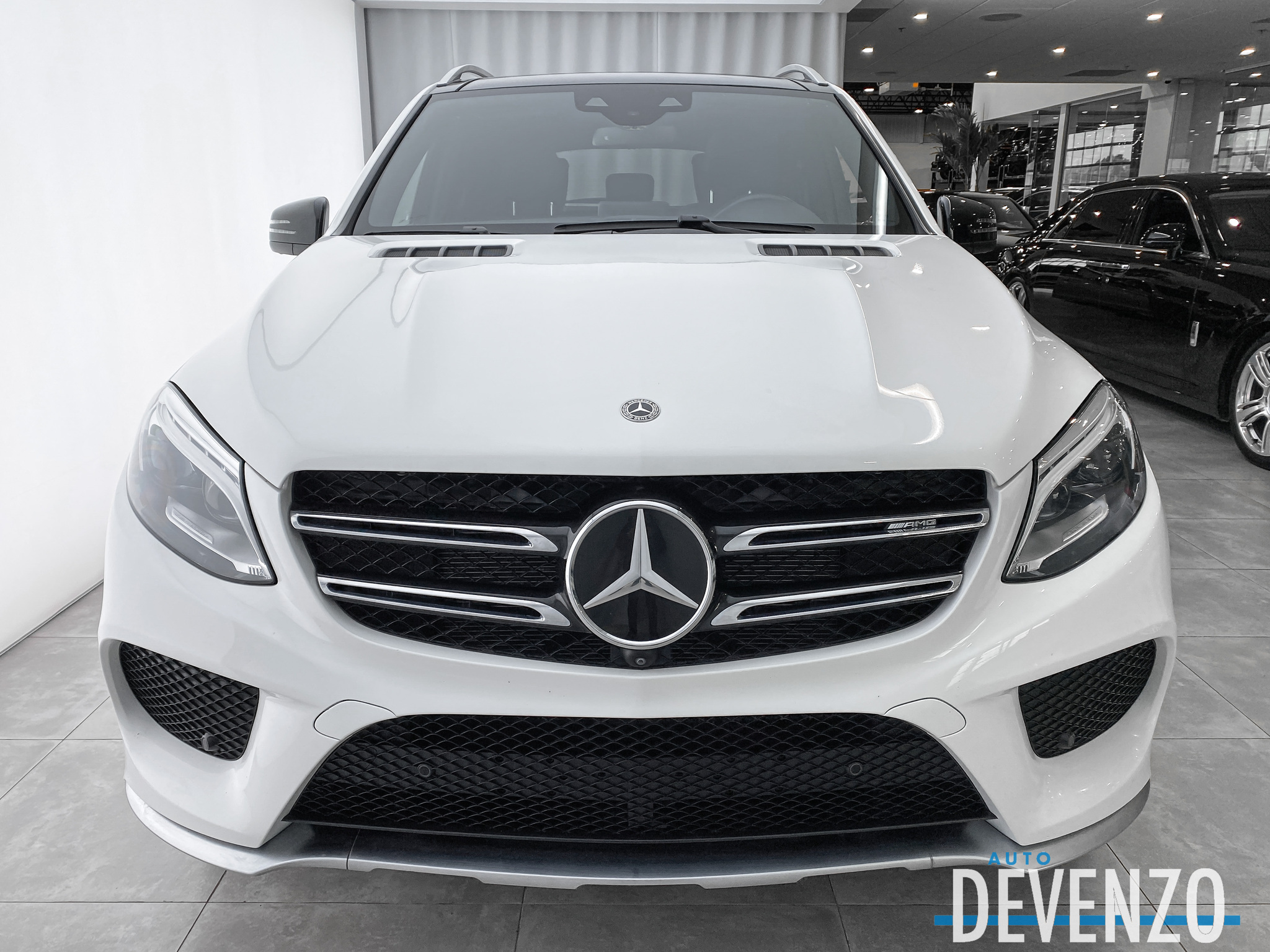 2018 Mercedes-Benz GLE-Class AMG GLE43 4MATIC 385HP INTELLIGENT DRIVE PACK complet