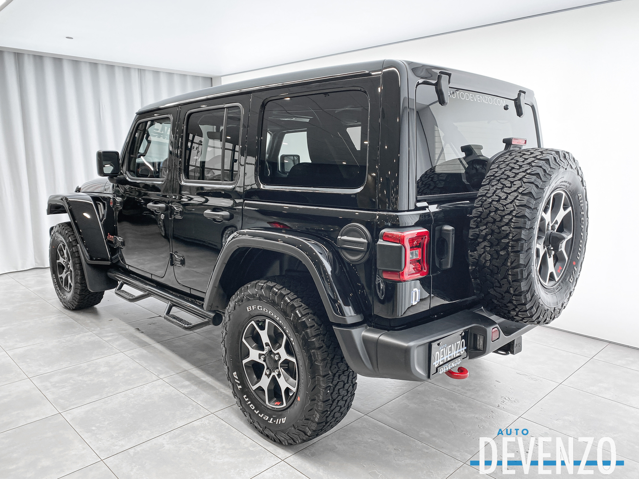 2021 Jeep Wrangler Unlimited Rubicon 4×4 CUIR/NAVI/TOIT SKY TOUCH complet